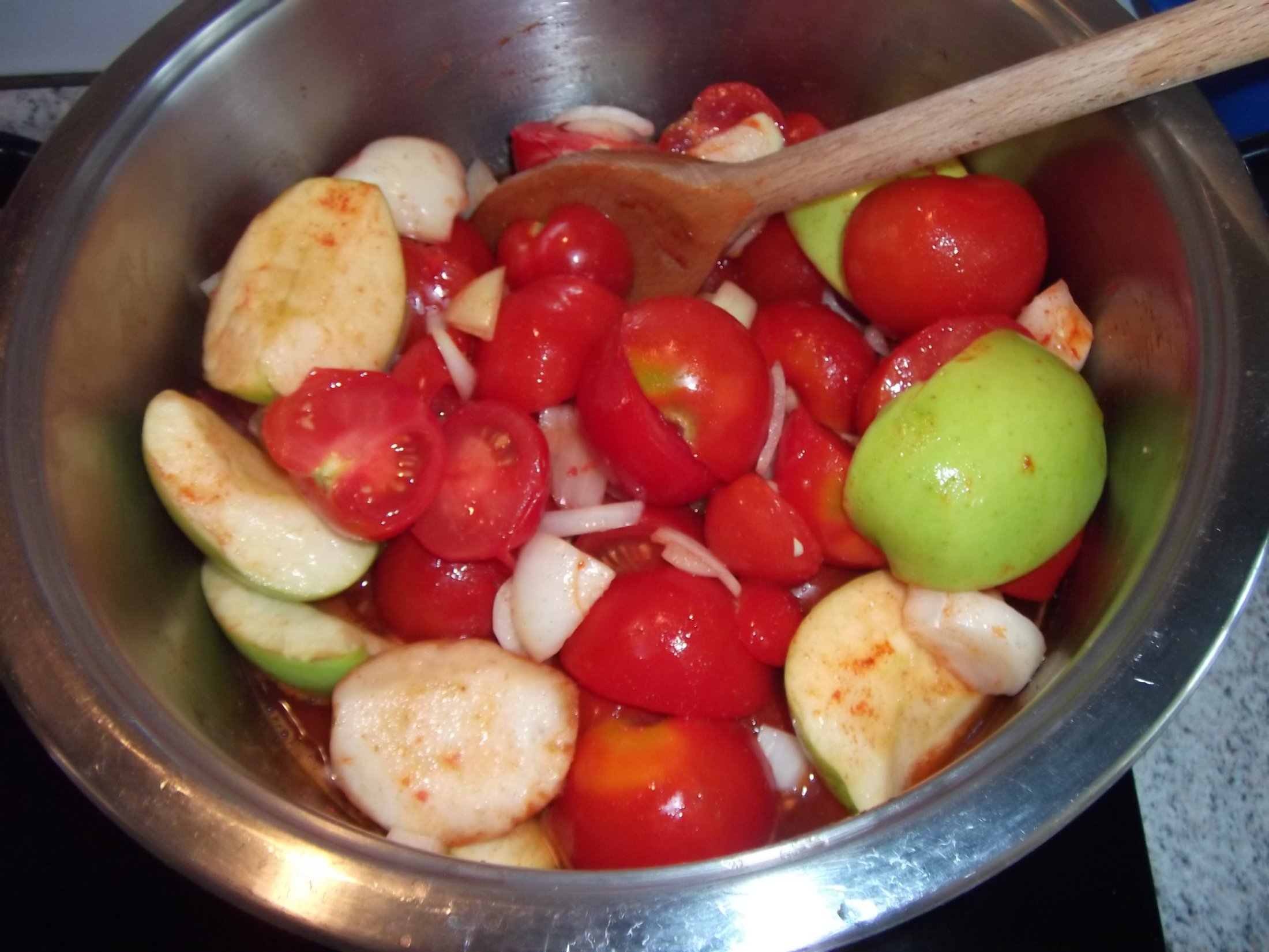Recept Domácí kečup 2 - Rychlá příprava