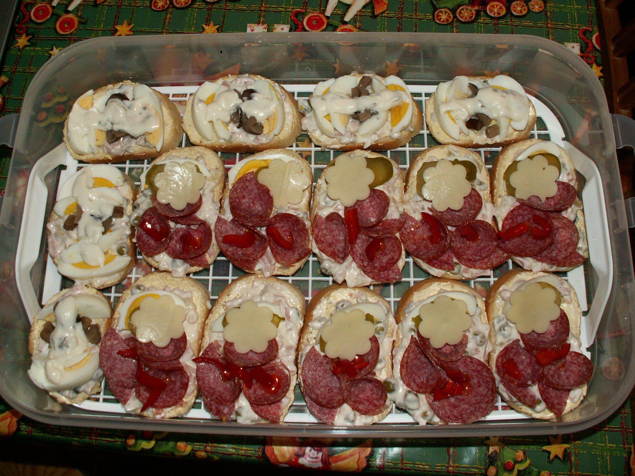 Fotografie receptu: Domácí vlašský salát
