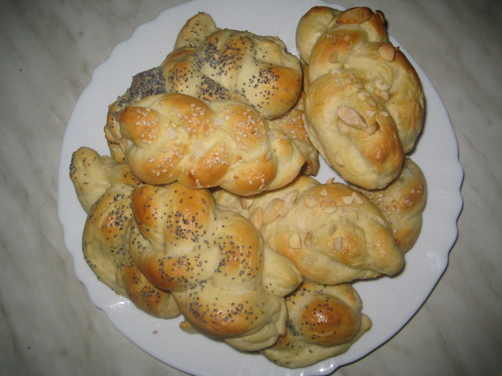 Recept Domácí housky - Domácí housky