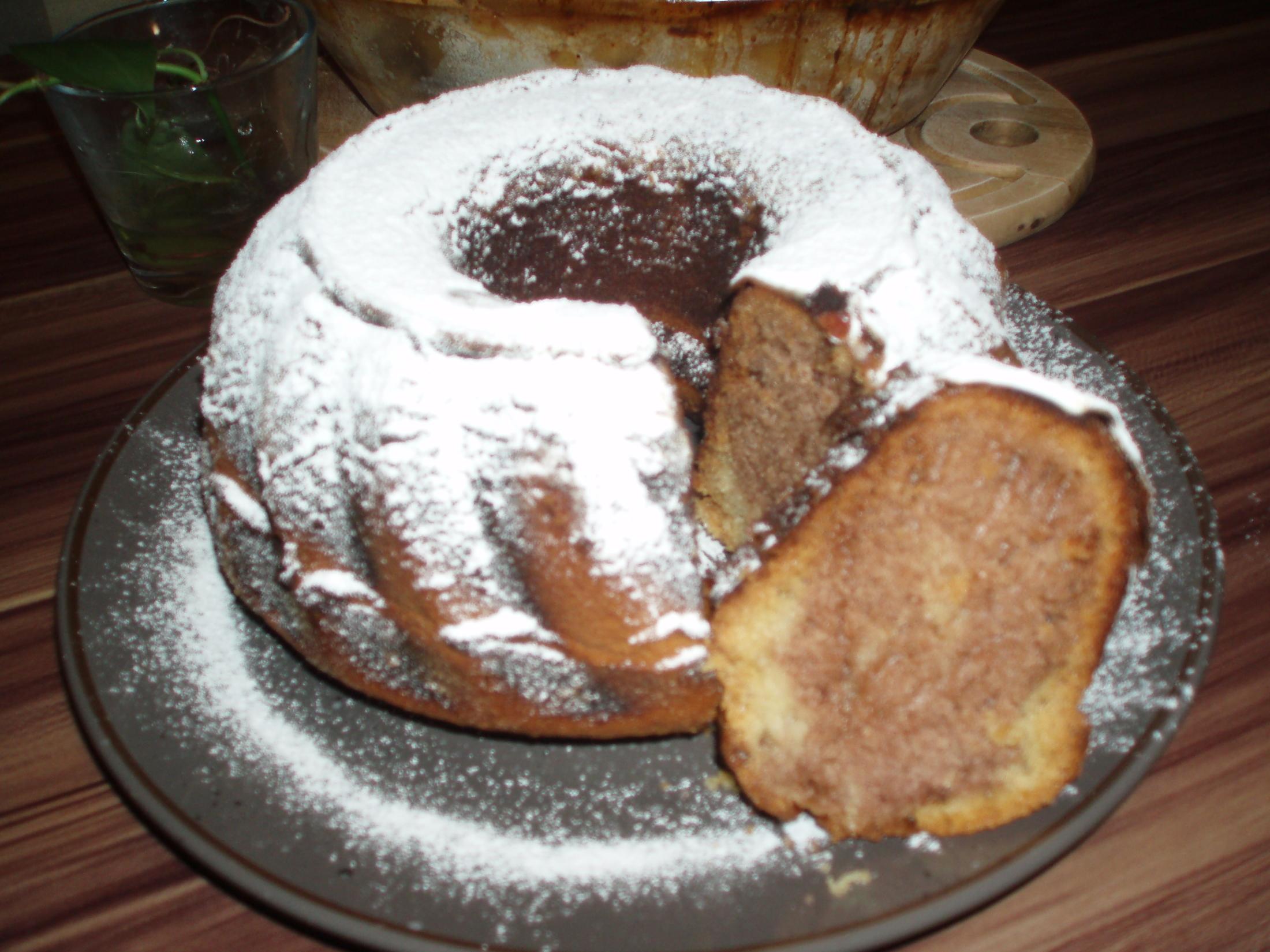 Recept Bábovka - První pokus se vydařil, výborná!