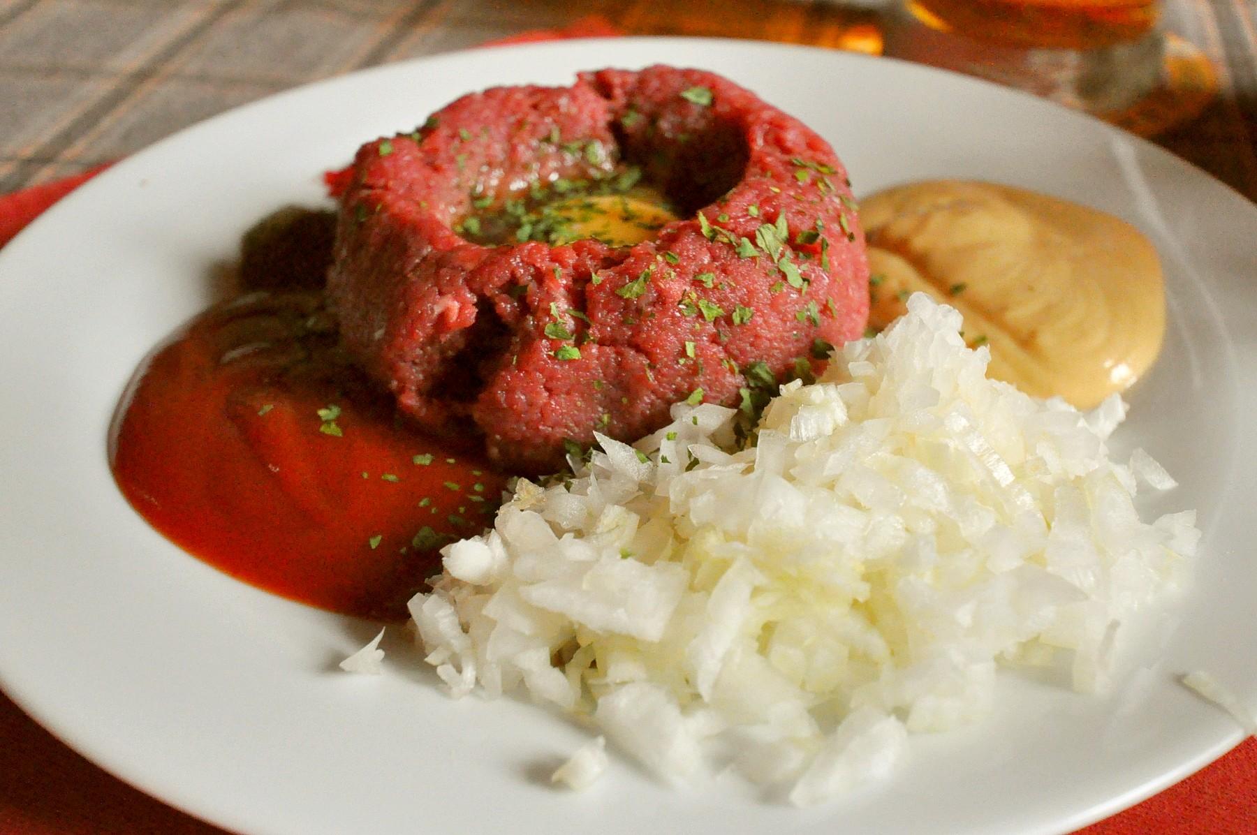 Fotografie receptu: Tatarák