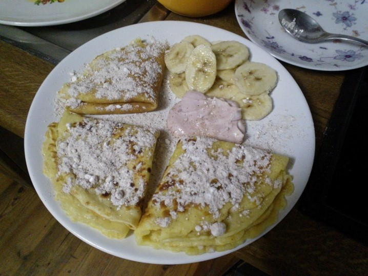 Recept Palačinky - Palačinky