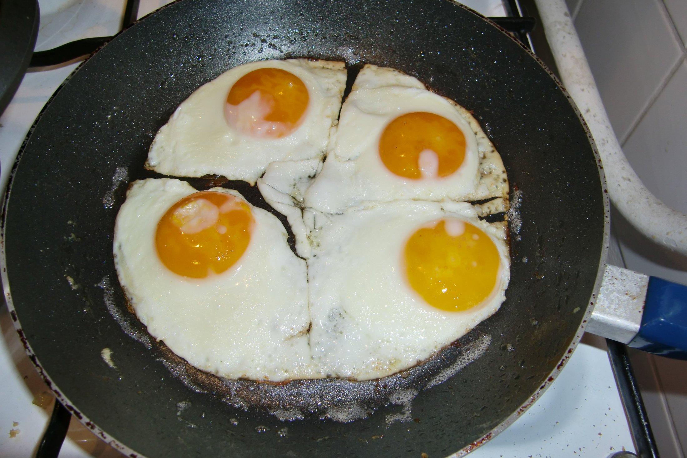 Recept Volské oko - Novoroční volská oka :-)