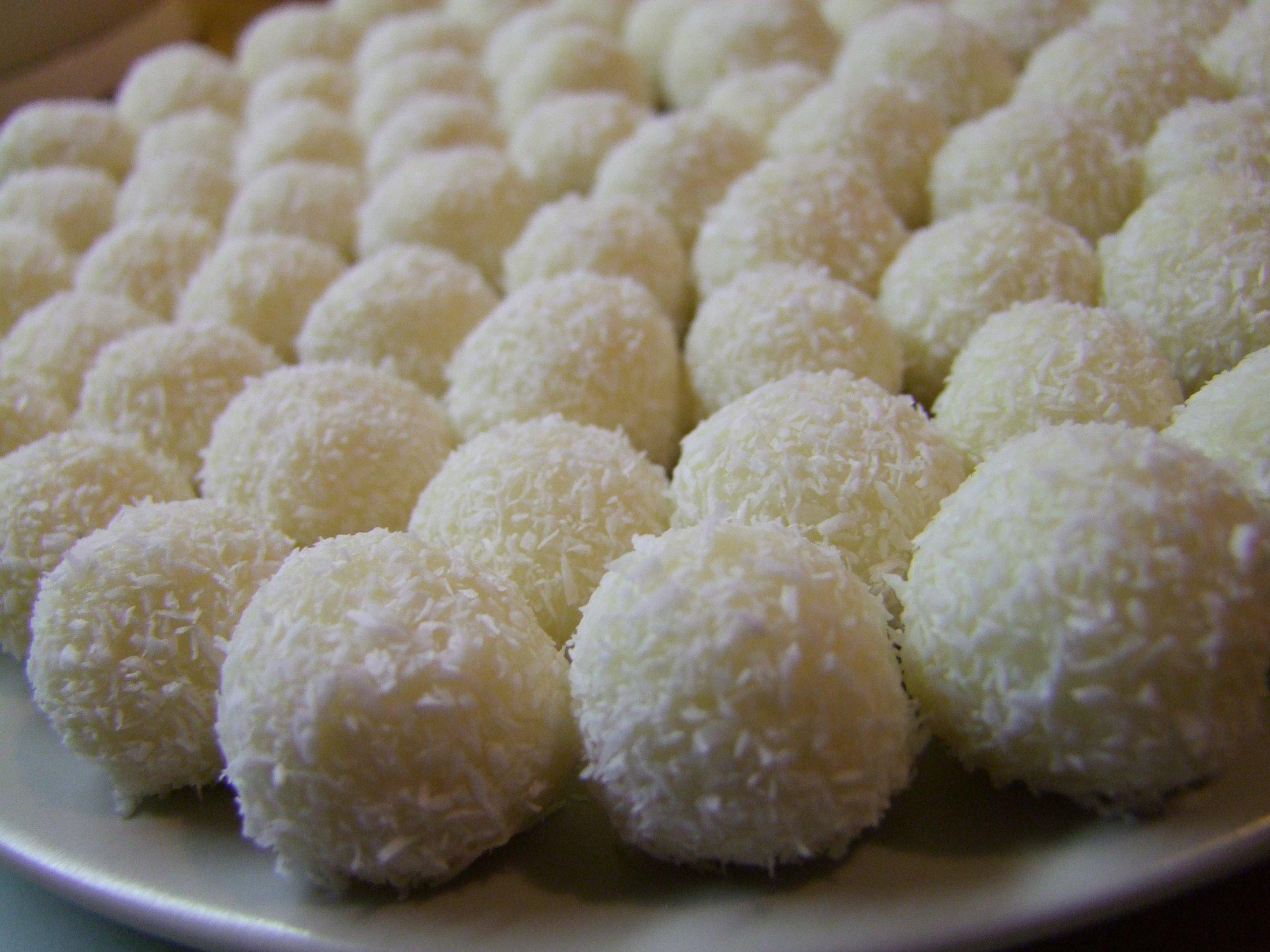 Recept Rafaelo se salkem - dobrůtka :)