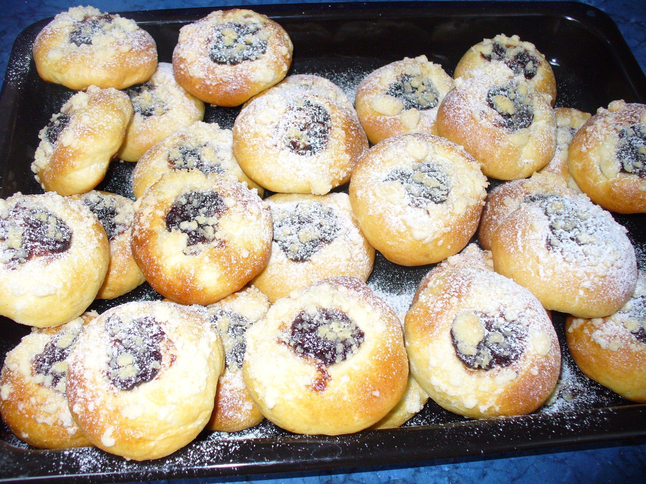 Kynuté koláčky