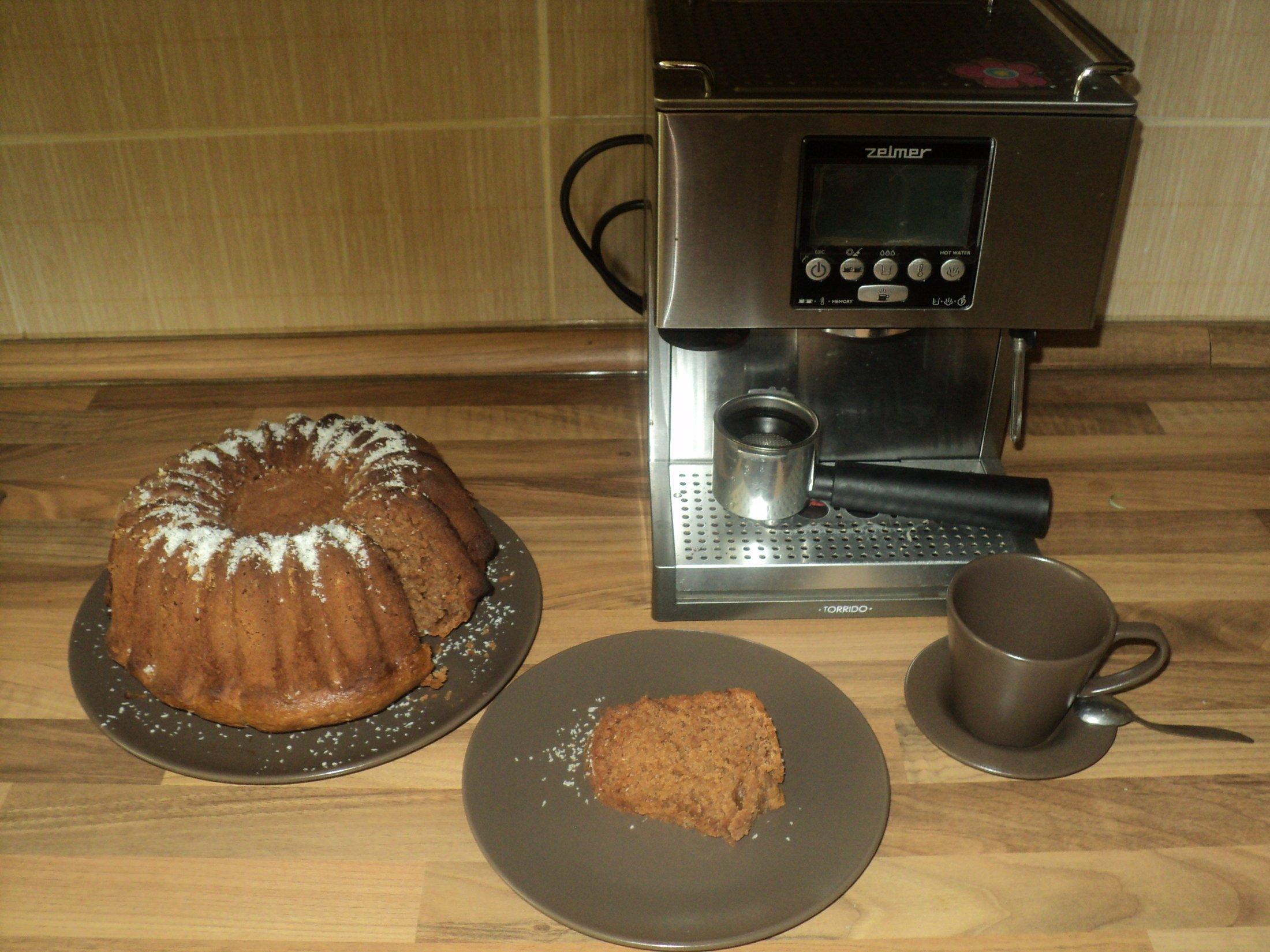 Fotografie receptu: Křehký perníkový koláč