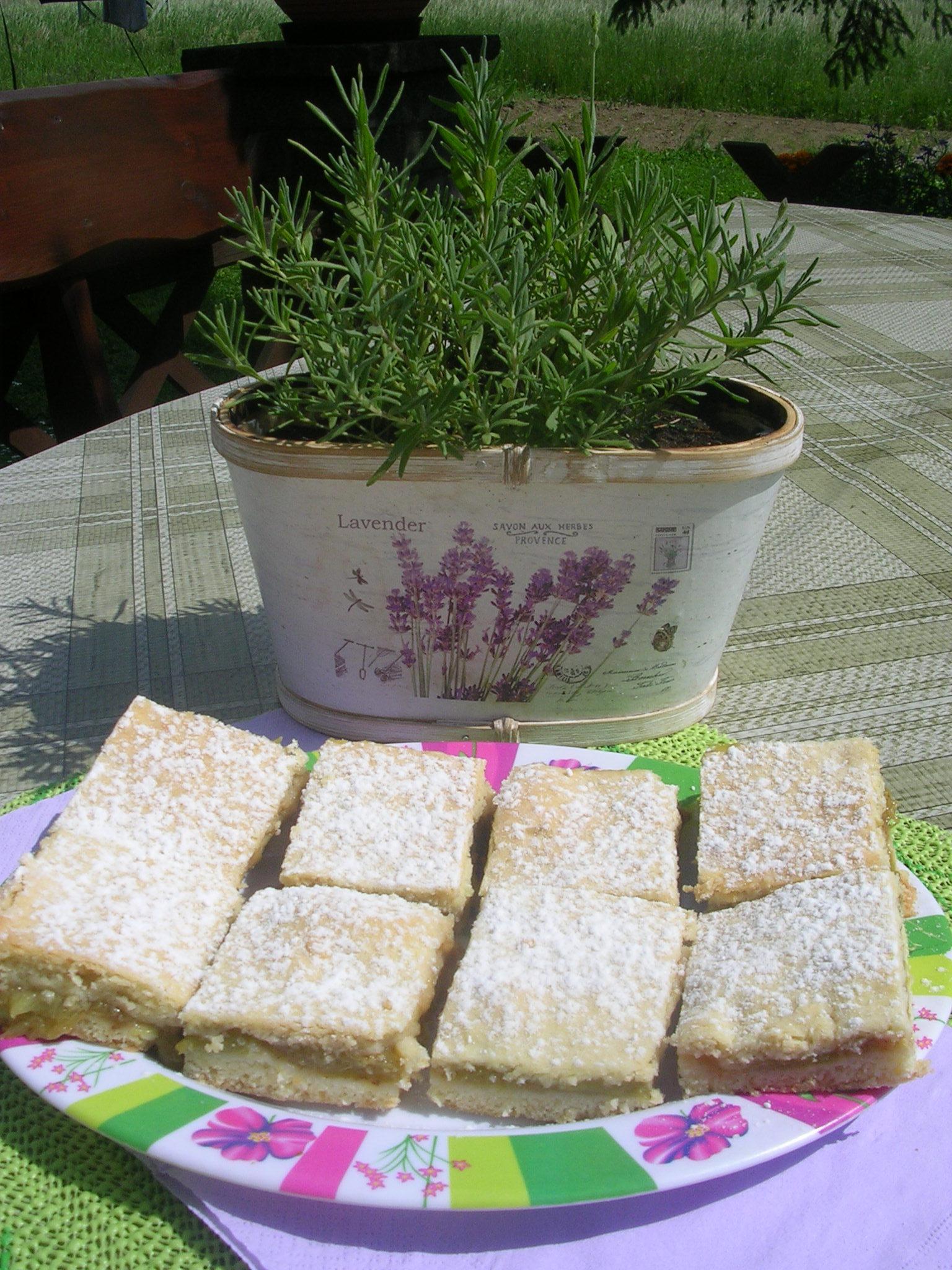 Recept Rebarborový koláč z hery - rebarborový koláč z hery