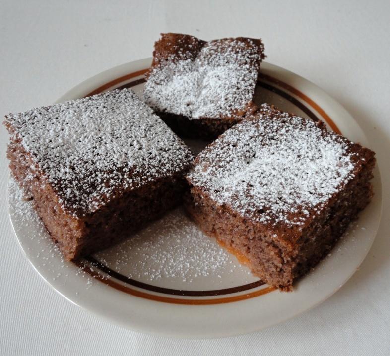 Fotografie receptu: Rychlý meruňkový koláč