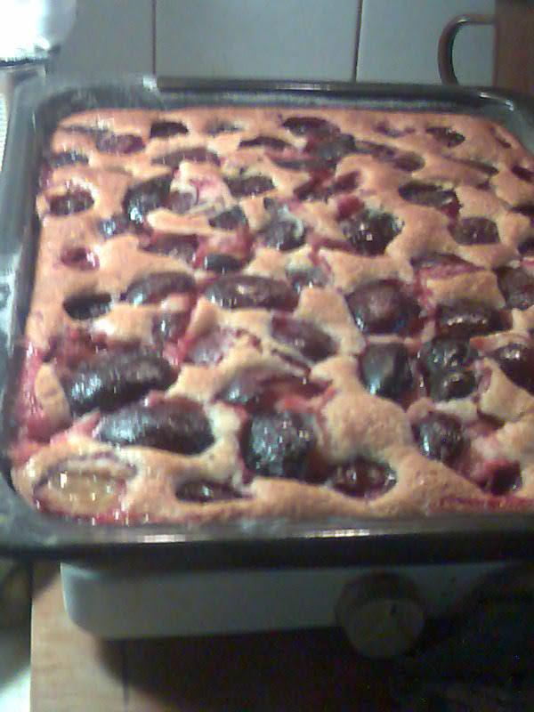 Tenhle koláč snad peču 3x do týdne, známé chtějí recept,  jak to dělám