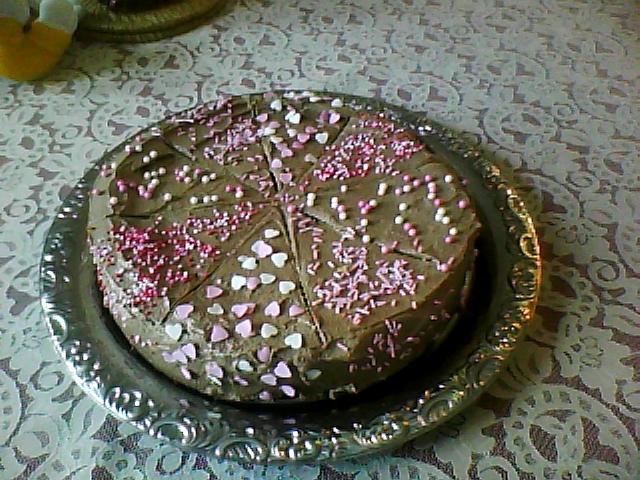 Recept Skvělý čokoládový dort - Skvělý čokoládový dort