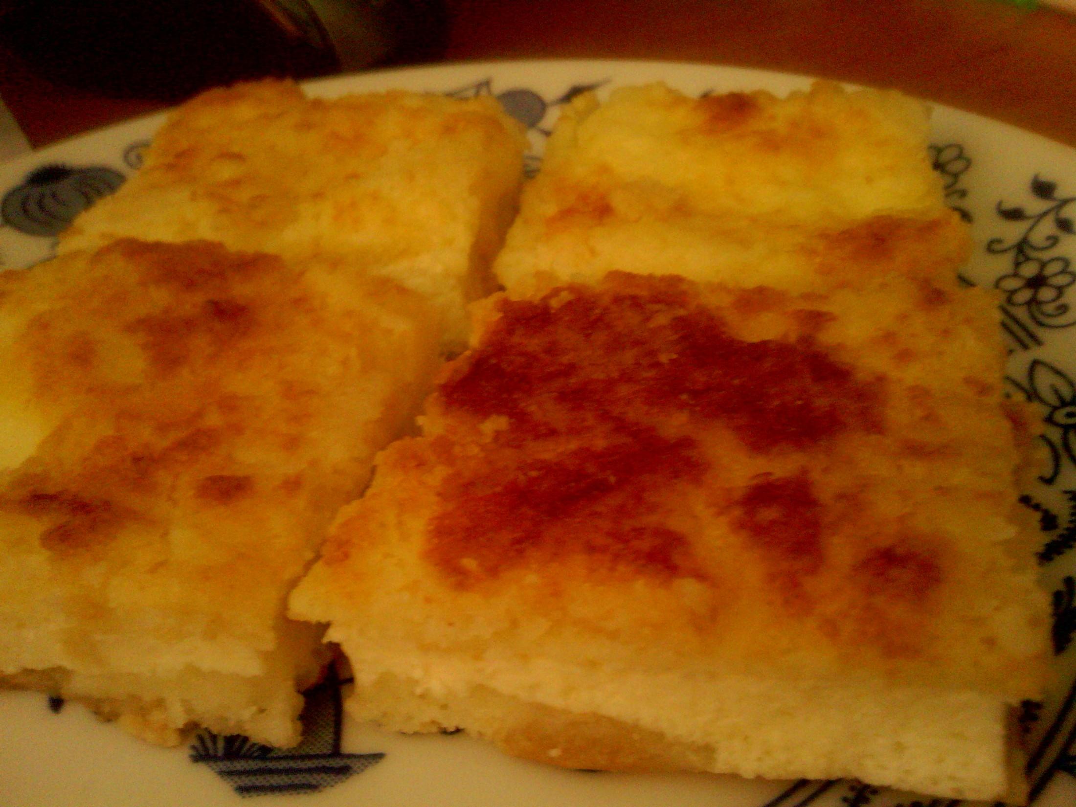 Recept Hrnkový sypaný tvarohový koláč - konečný výsledek je fantastický, dobrota!