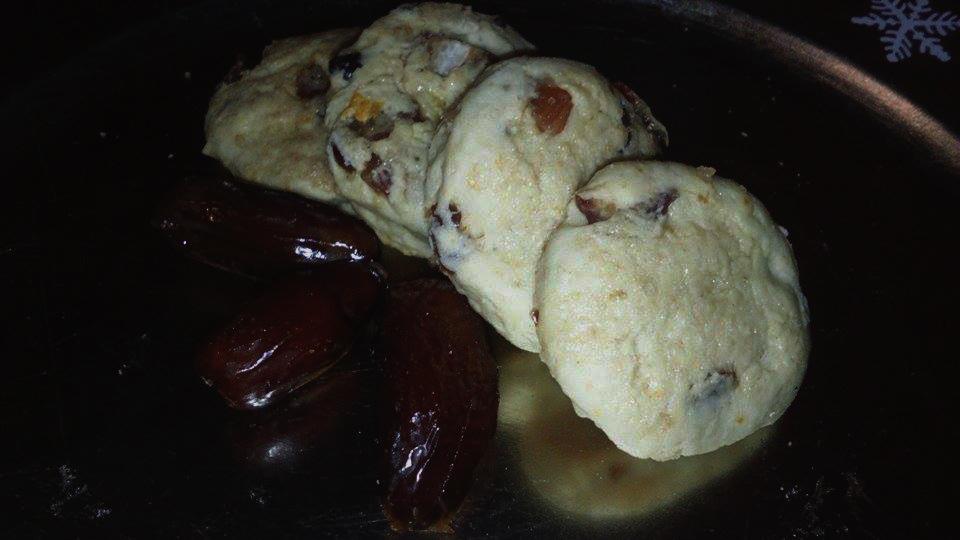 Fotografie receptu: Datlové koláčky