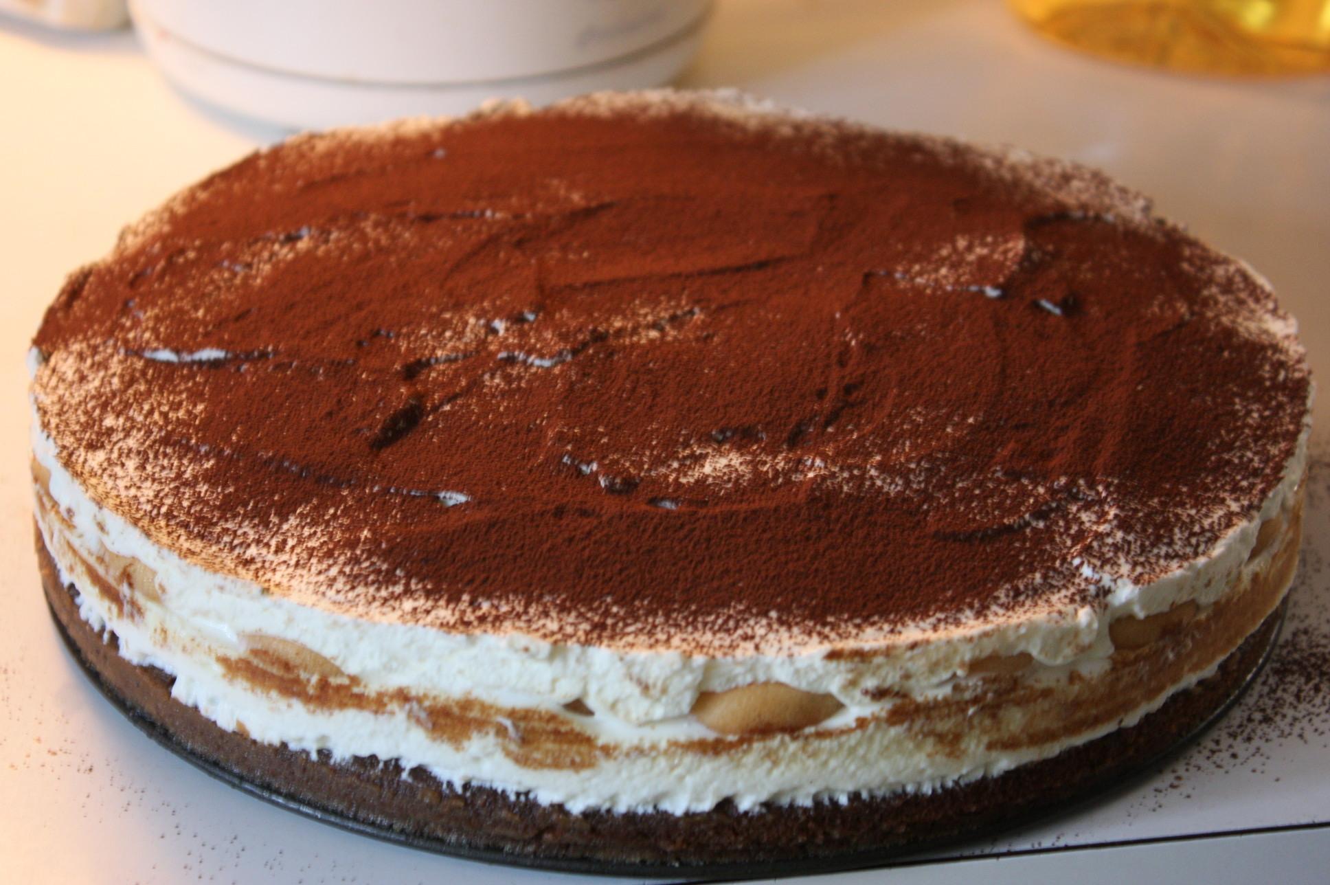 Fotografie receptu: Tiramisu Jamieho Oliviera podle Mony