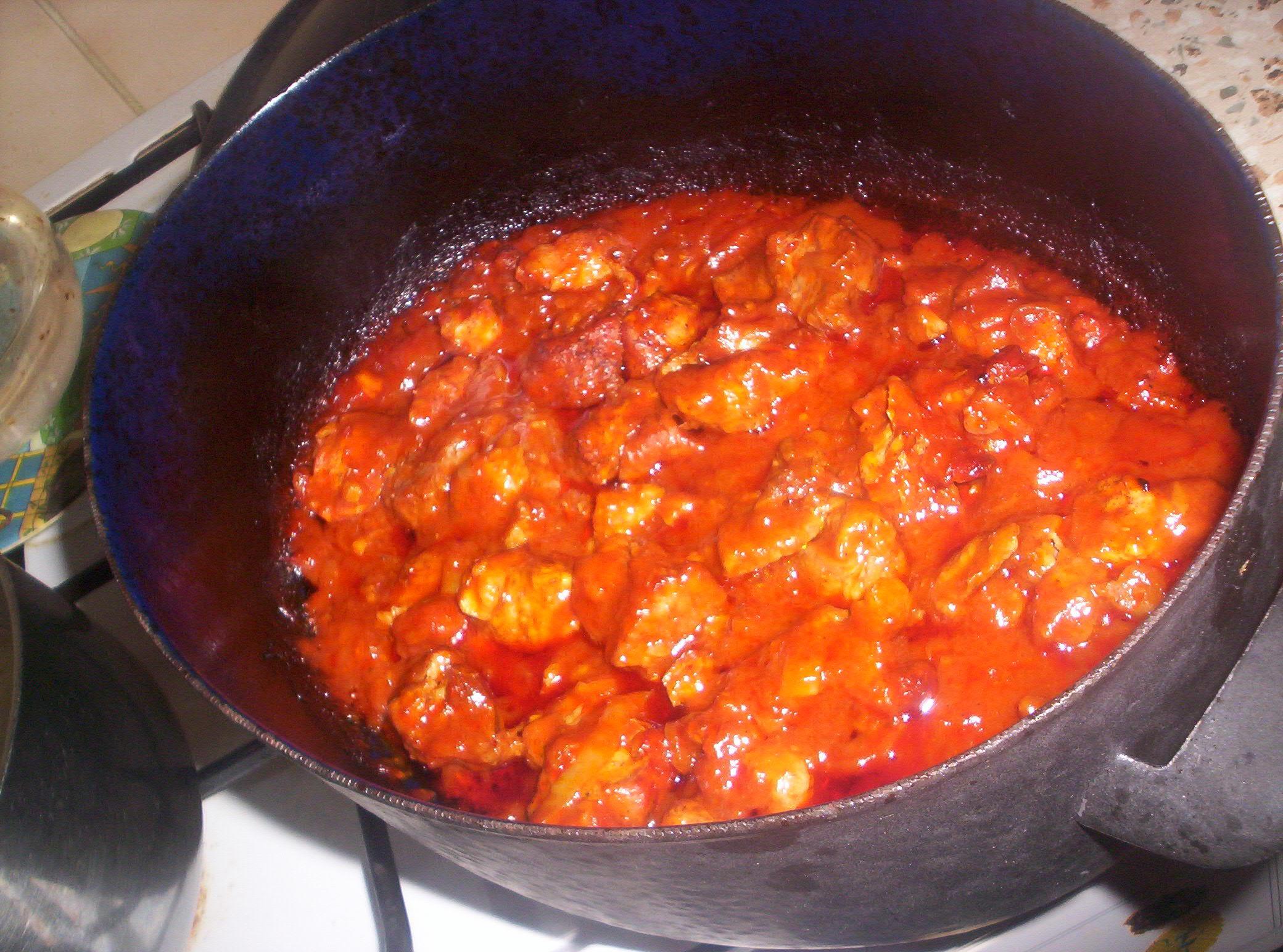 Recept Pečená krkovička - Pečená krkovička