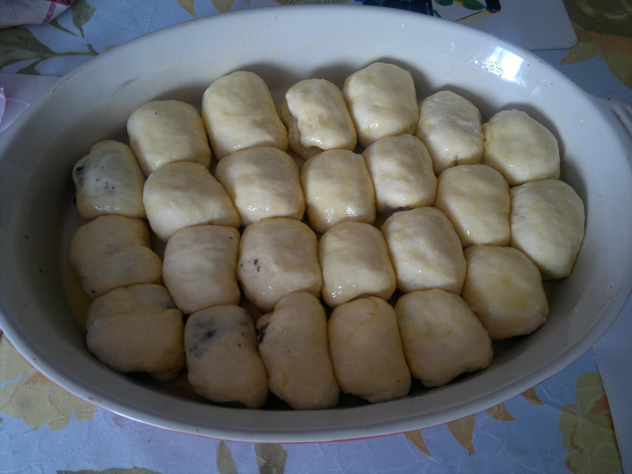 Recept Honzovy buchty - Pekáč 1