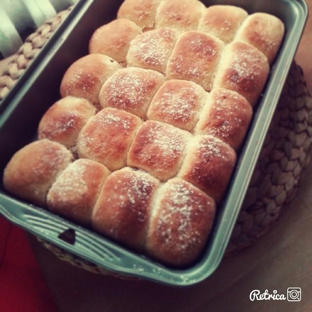 Recept Honzovy buchty - Povedly se!!! :)