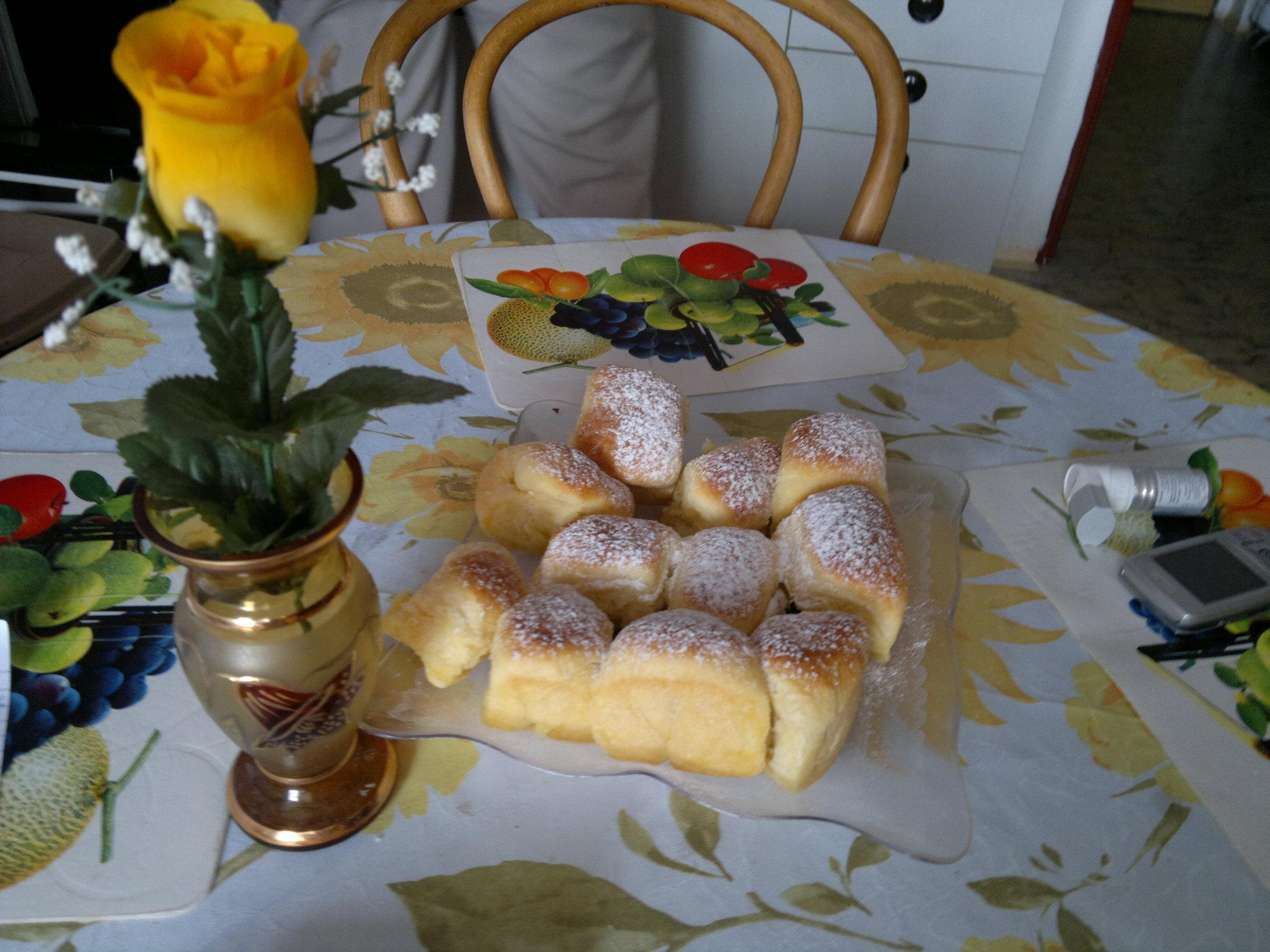 Recept Honzovy buchty - Servírováno
