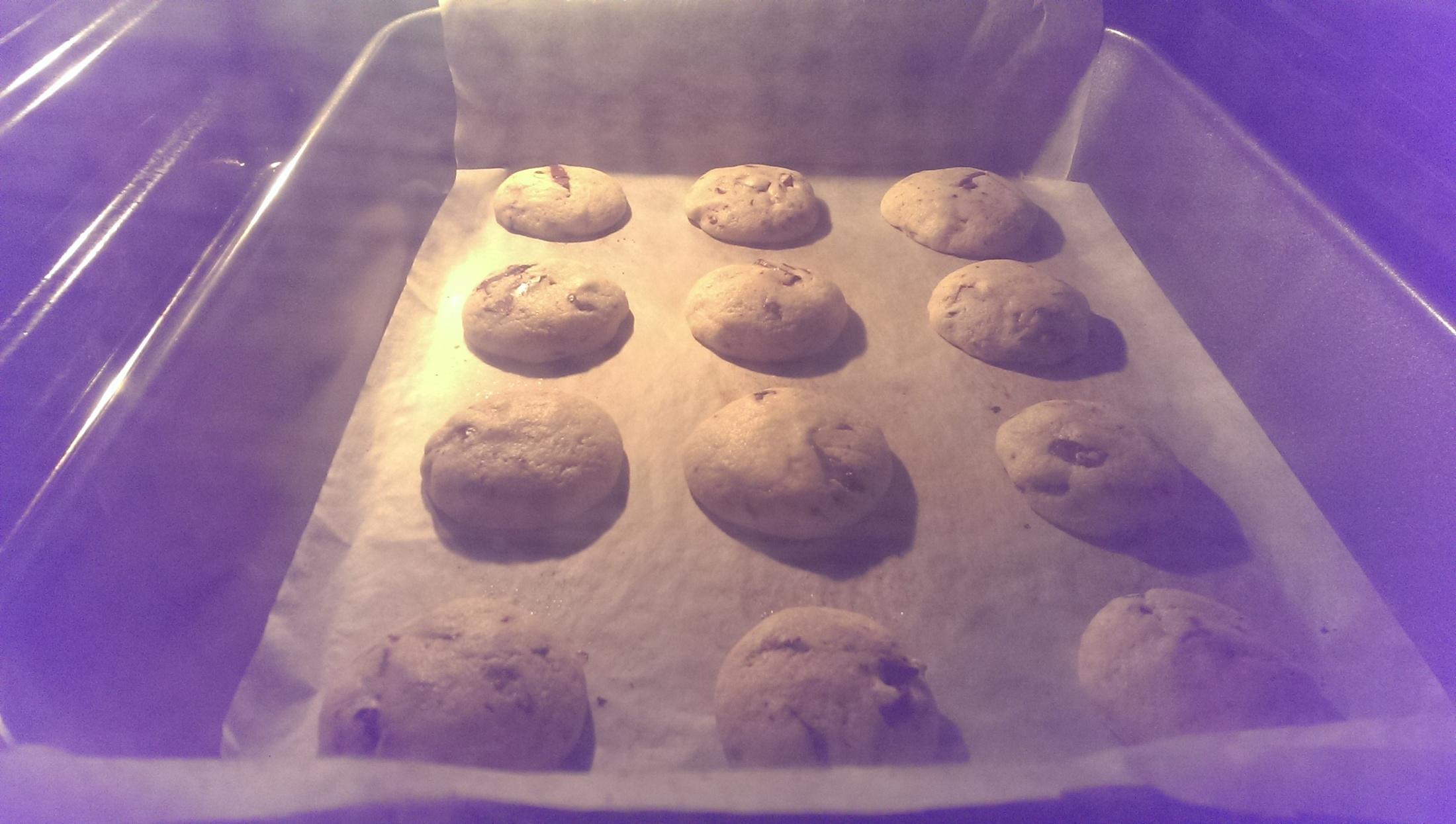 Recept Americké čokoládové cookies - Pečeme