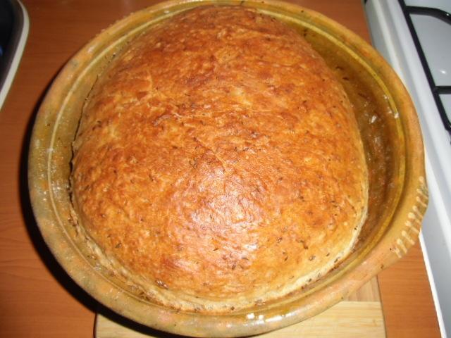 Recept Domácí chleba - povedl se