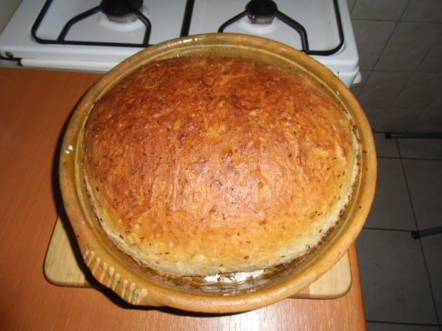 Recept Domácí chleba - chlebicek lepsi jak z obchodu