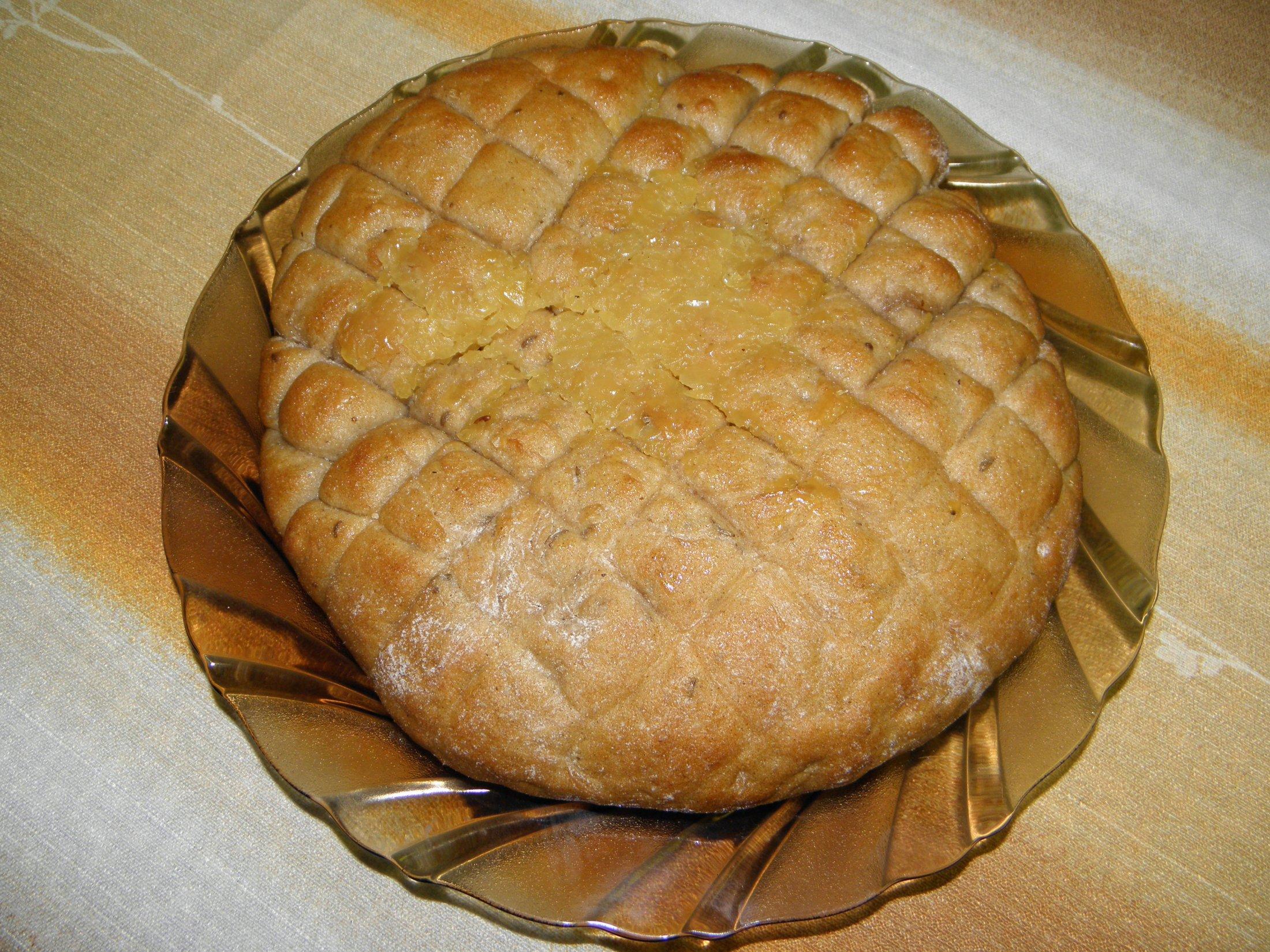 Recept Domácí chleba - Domácí chleba