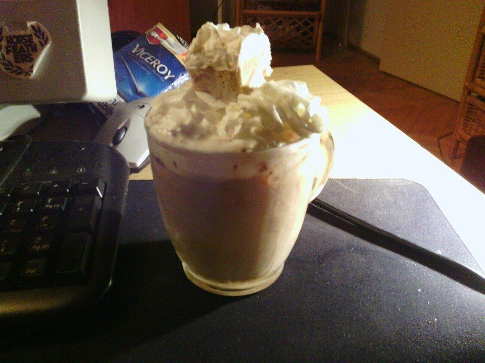 Recept Jednoduchá ledová káva - Jednoduchá ledová káva