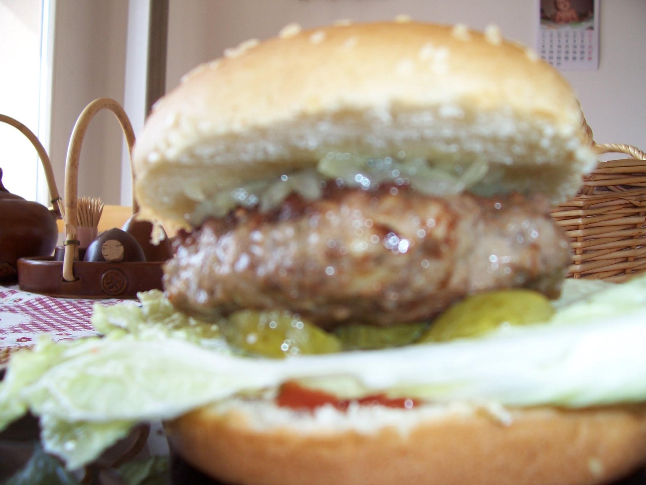 Recept Hamburger - Hamburger