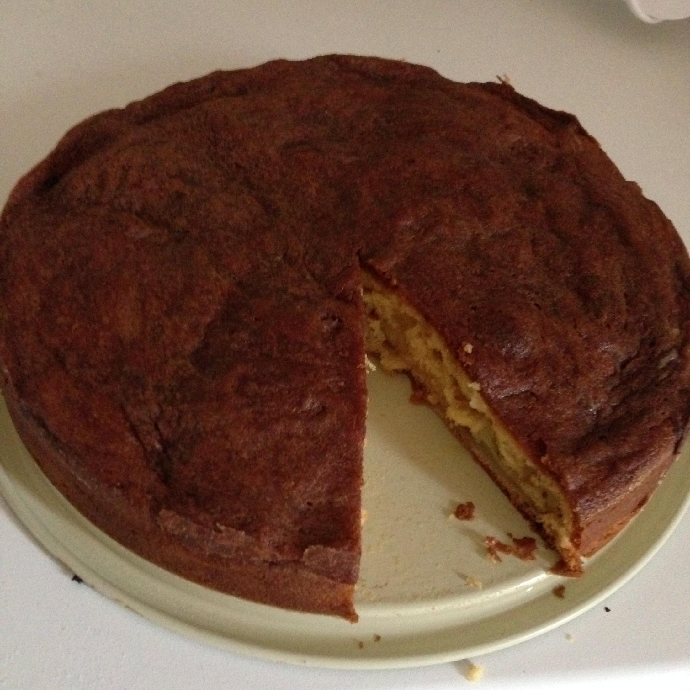 Recept Francouzský hruškový koláč - francouzsky hruskovy kolac