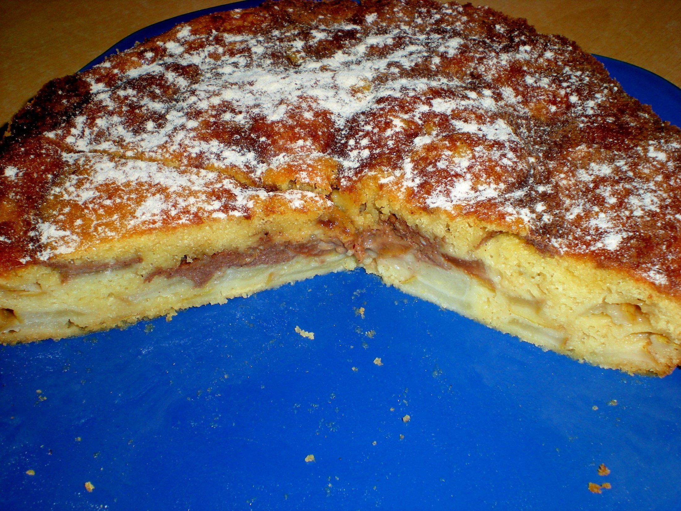 Recept Francouzský hruškový koláč - Francouzský hruškový koláč.