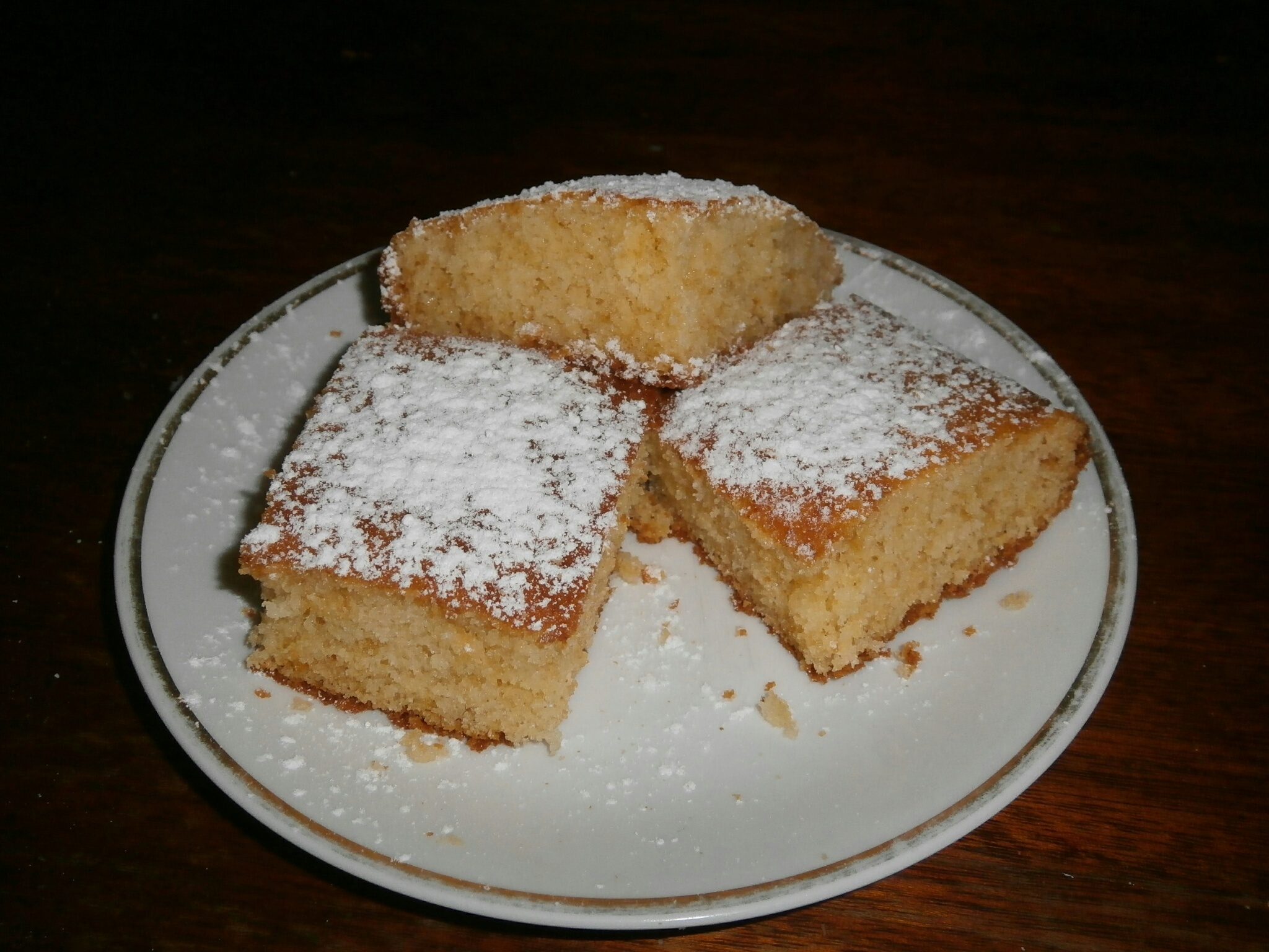 Fotografie receptu: Rychlá hrnková buchta