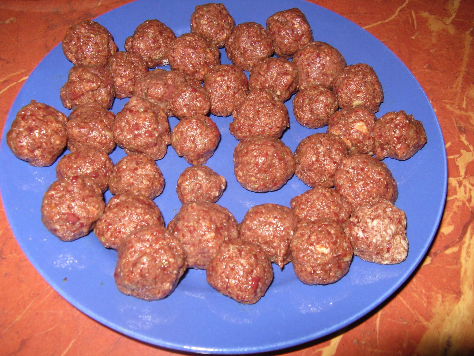 Recept Játrové knedlíčky - Játrové knedlíčky