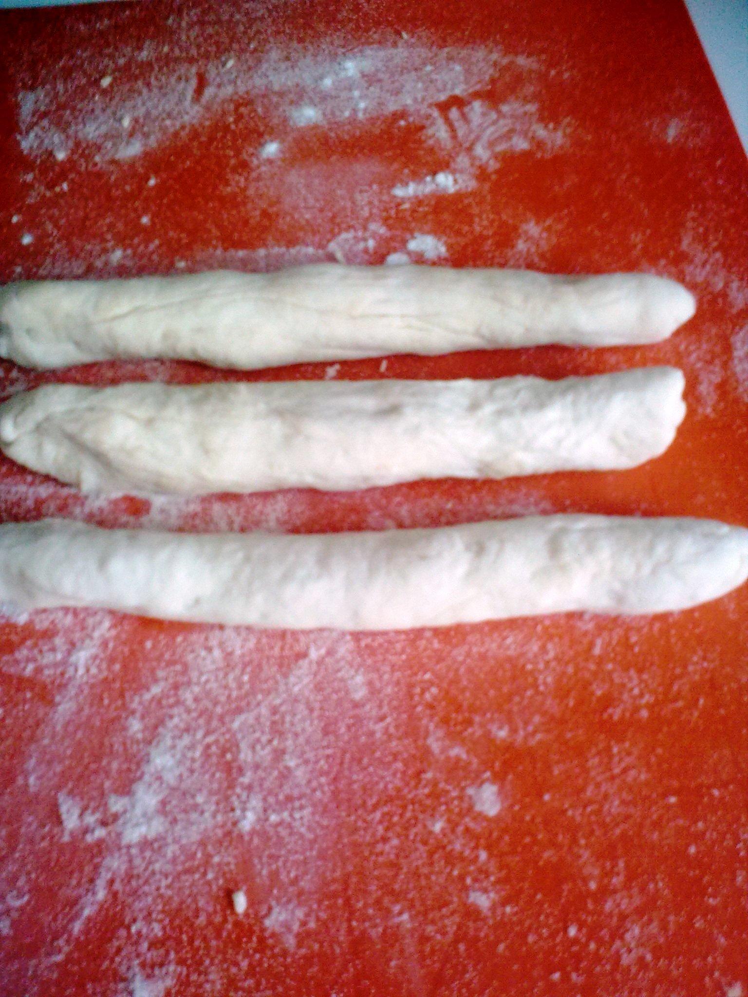 Recept Rozmarýnové housky - Rozmarýnové housky