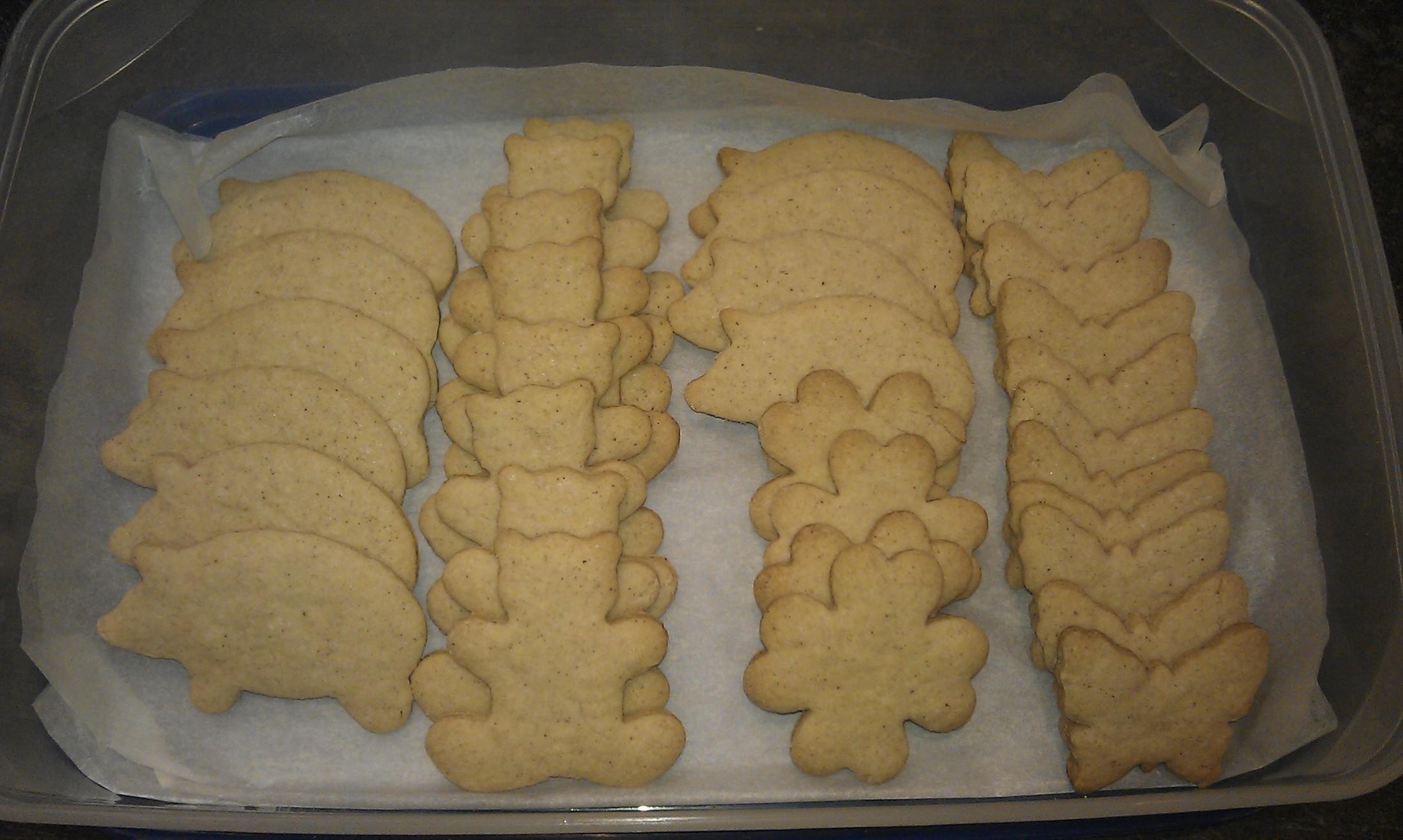 Recept Skořicové sušenky pro děti - Jsou naprosto úžasné!