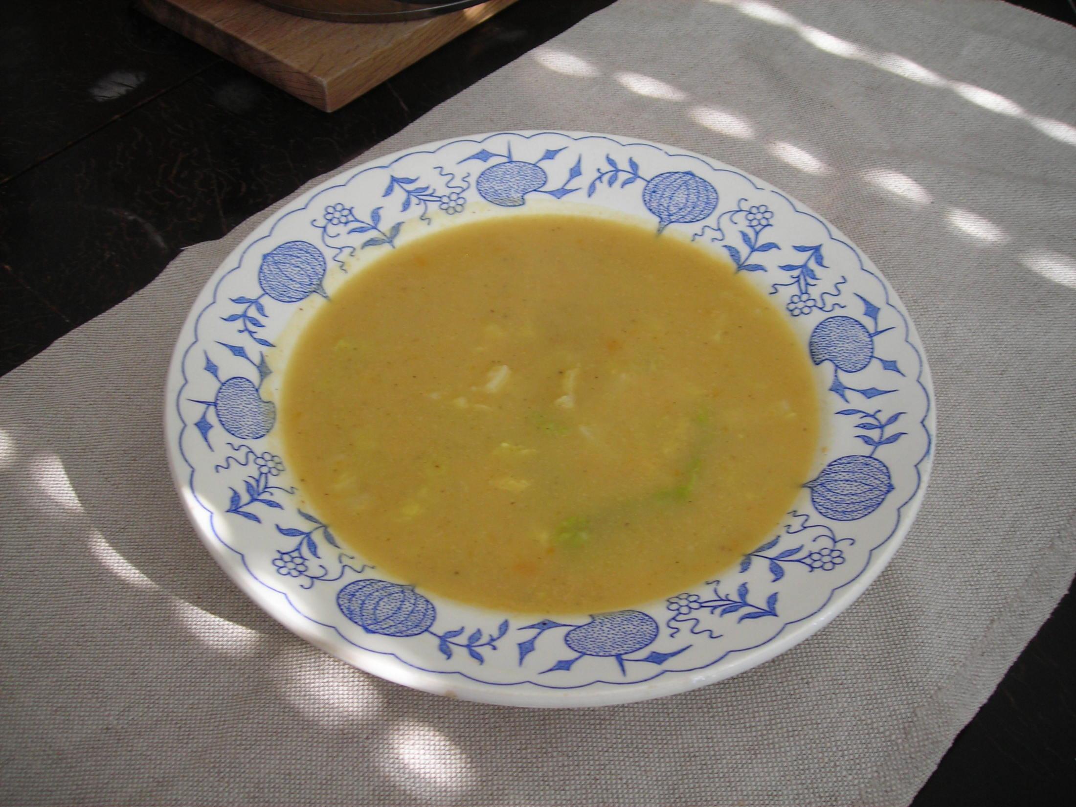 Fotografie receptu: Kapustová polévka