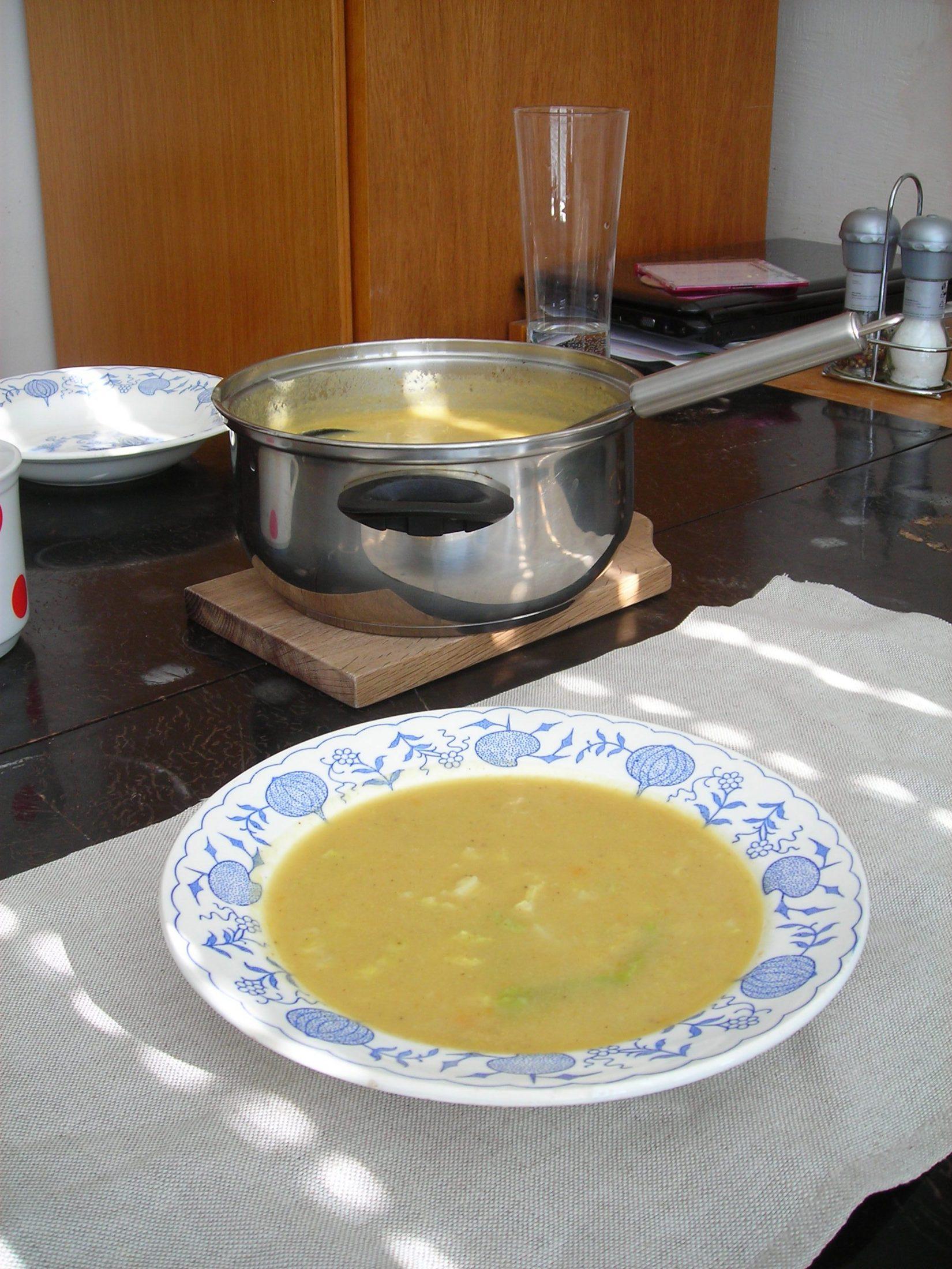 Recept Kapustová polévka - Kapustová polévka