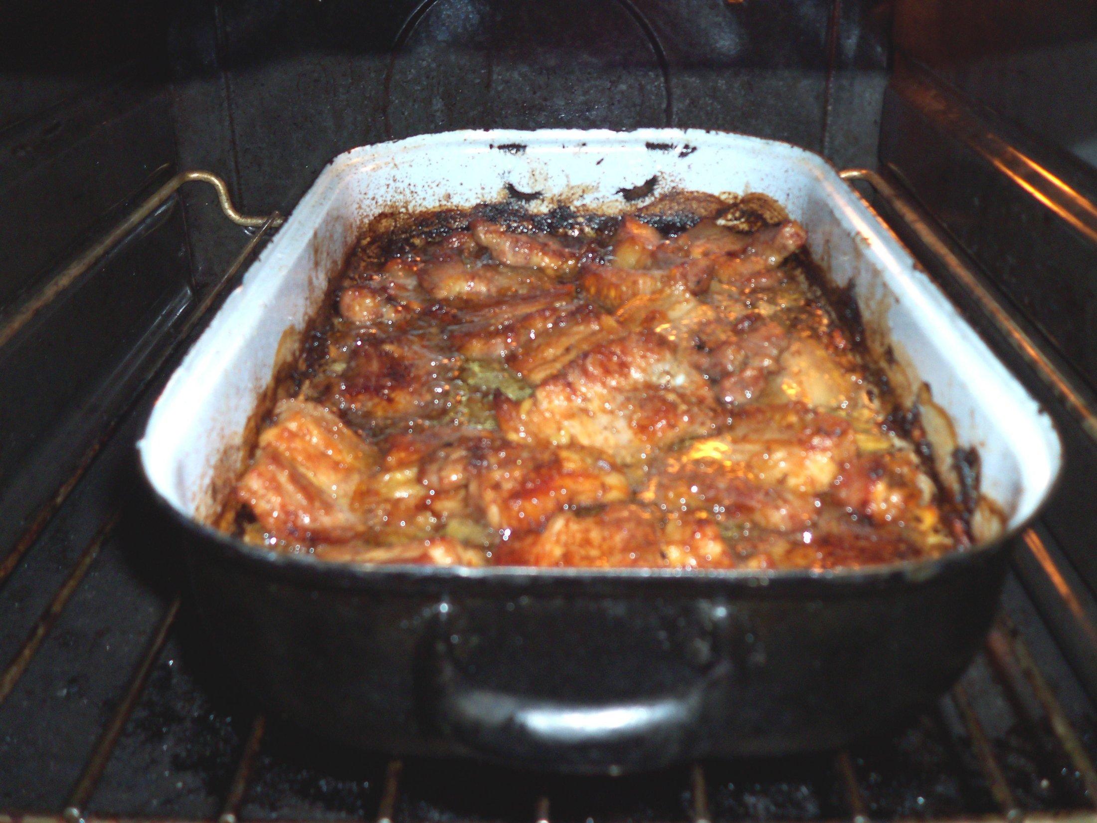 Recept Vepřové výpečky s cibulí - Mňamka se peče, to bude dobrota