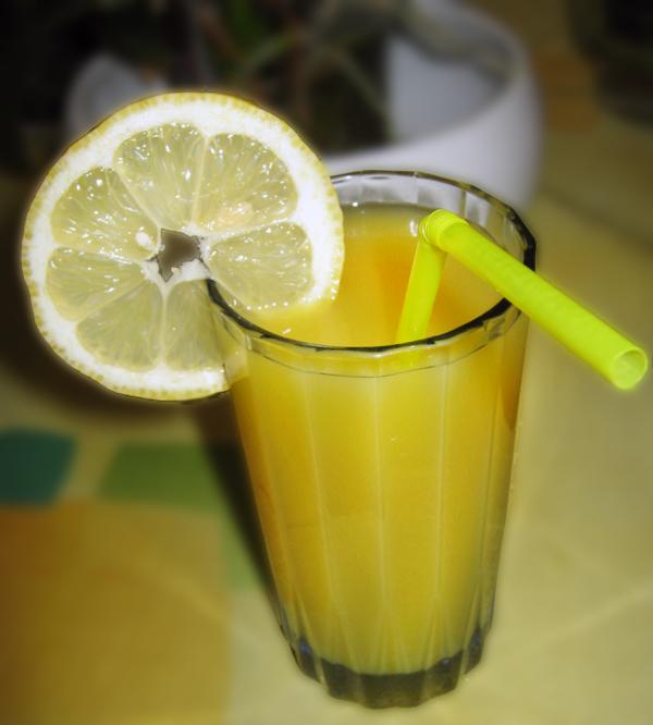 Fotografie receptu: Zlatý pomeranč