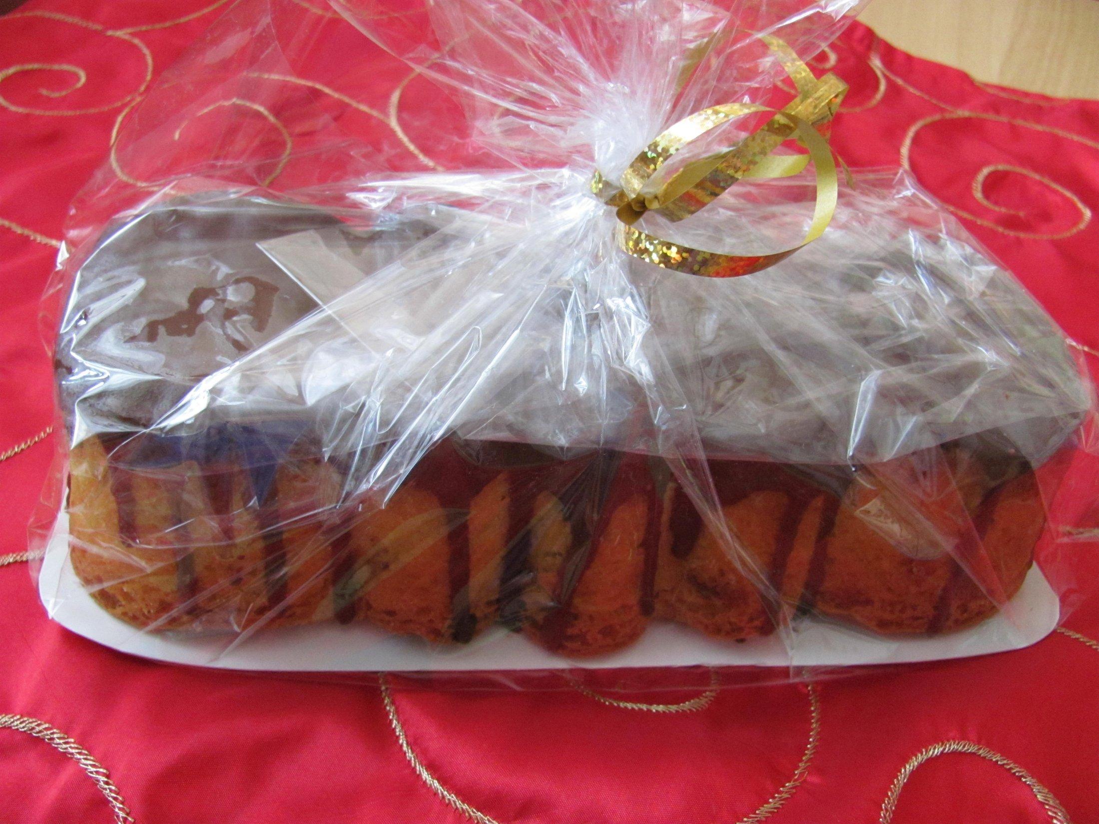 Fotografie receptu: Biskupský chlebíček