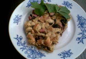 Fotografie receptu: Houbovník jako dort
