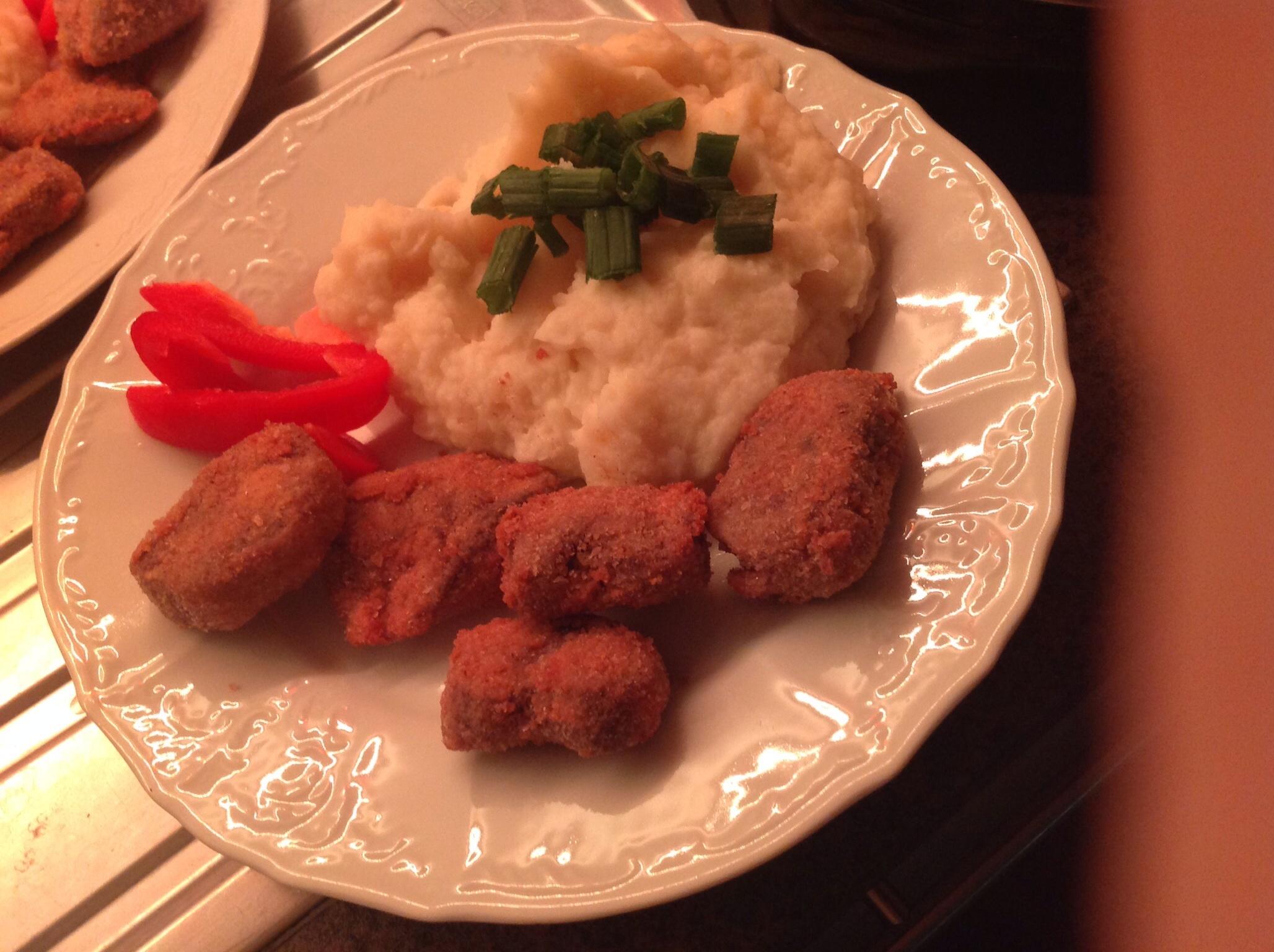 Recept Smažený vepřový jazyk - Smažený vepřový jazyk