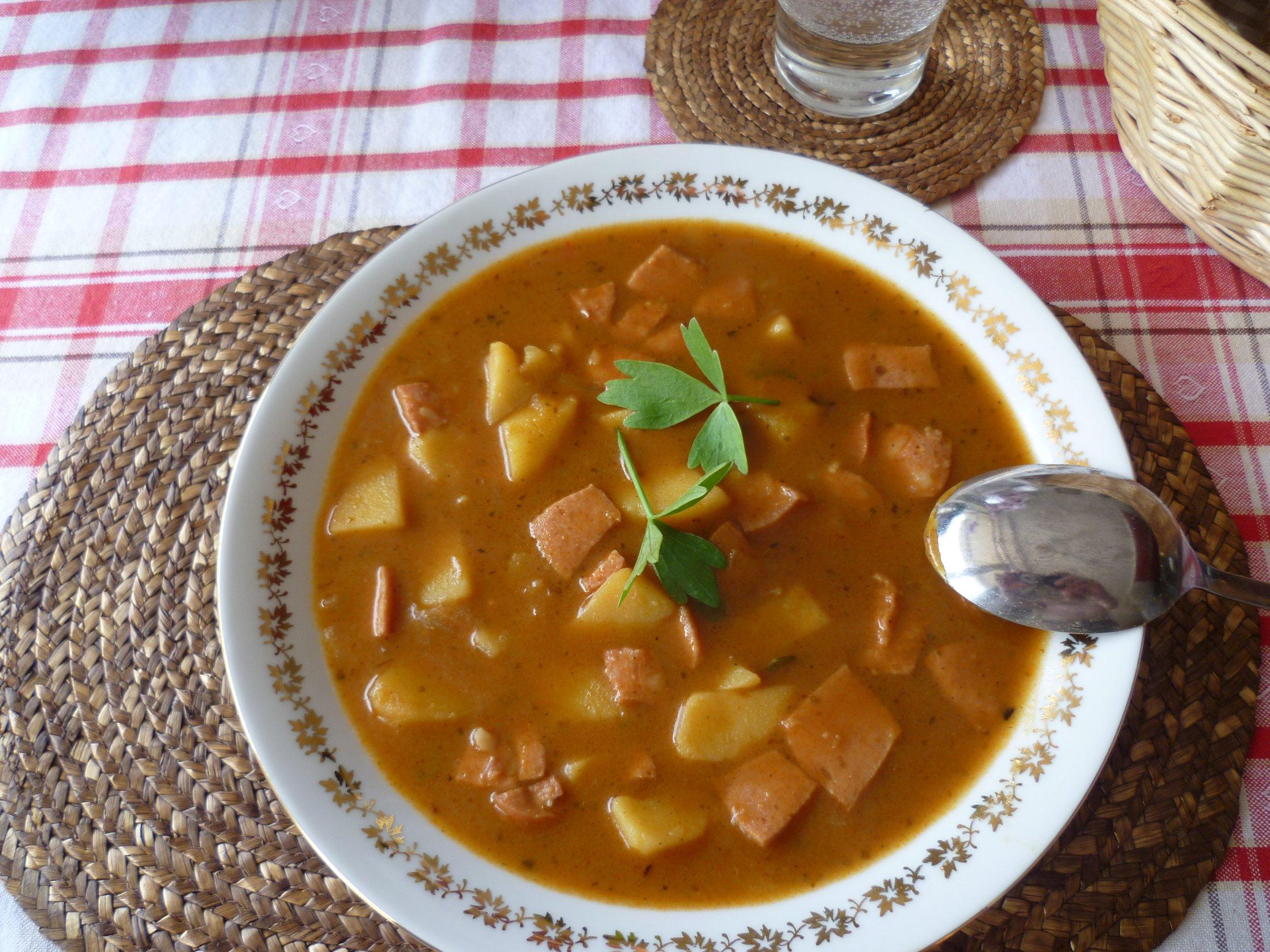 Fotografie receptu: Buřt guláš