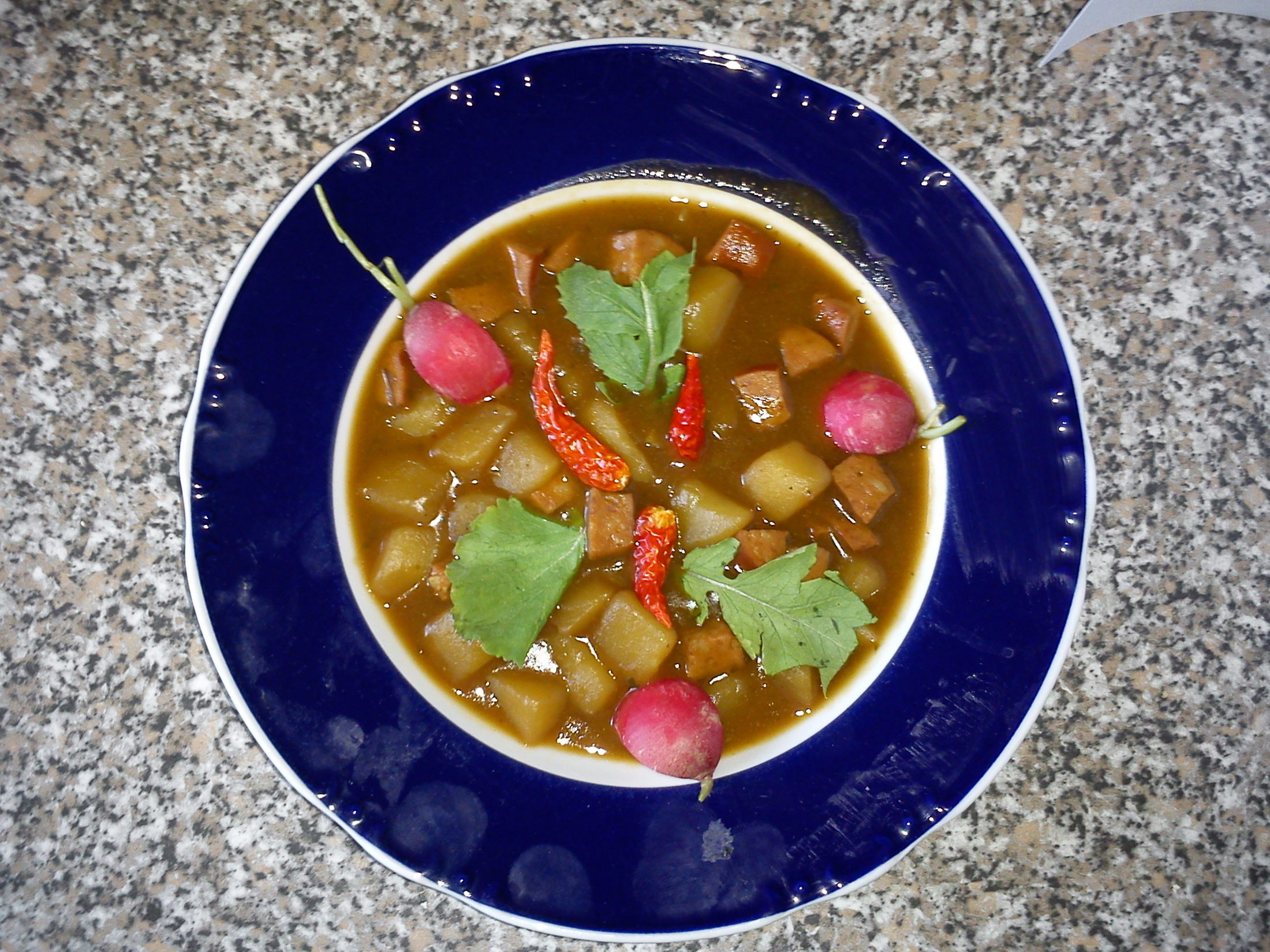 Recept Buřt guláš - Buřt guláš