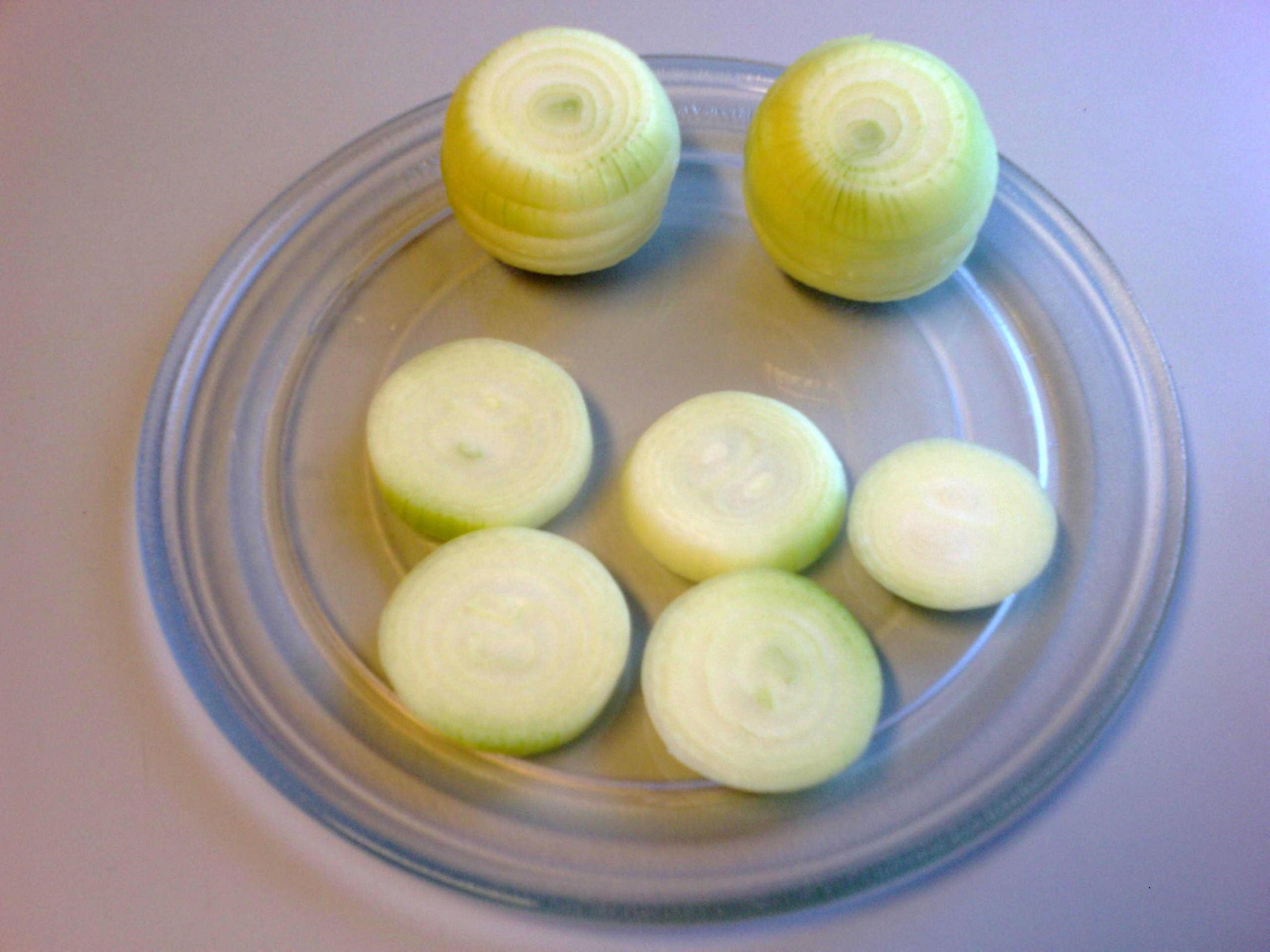 Smažená cibule