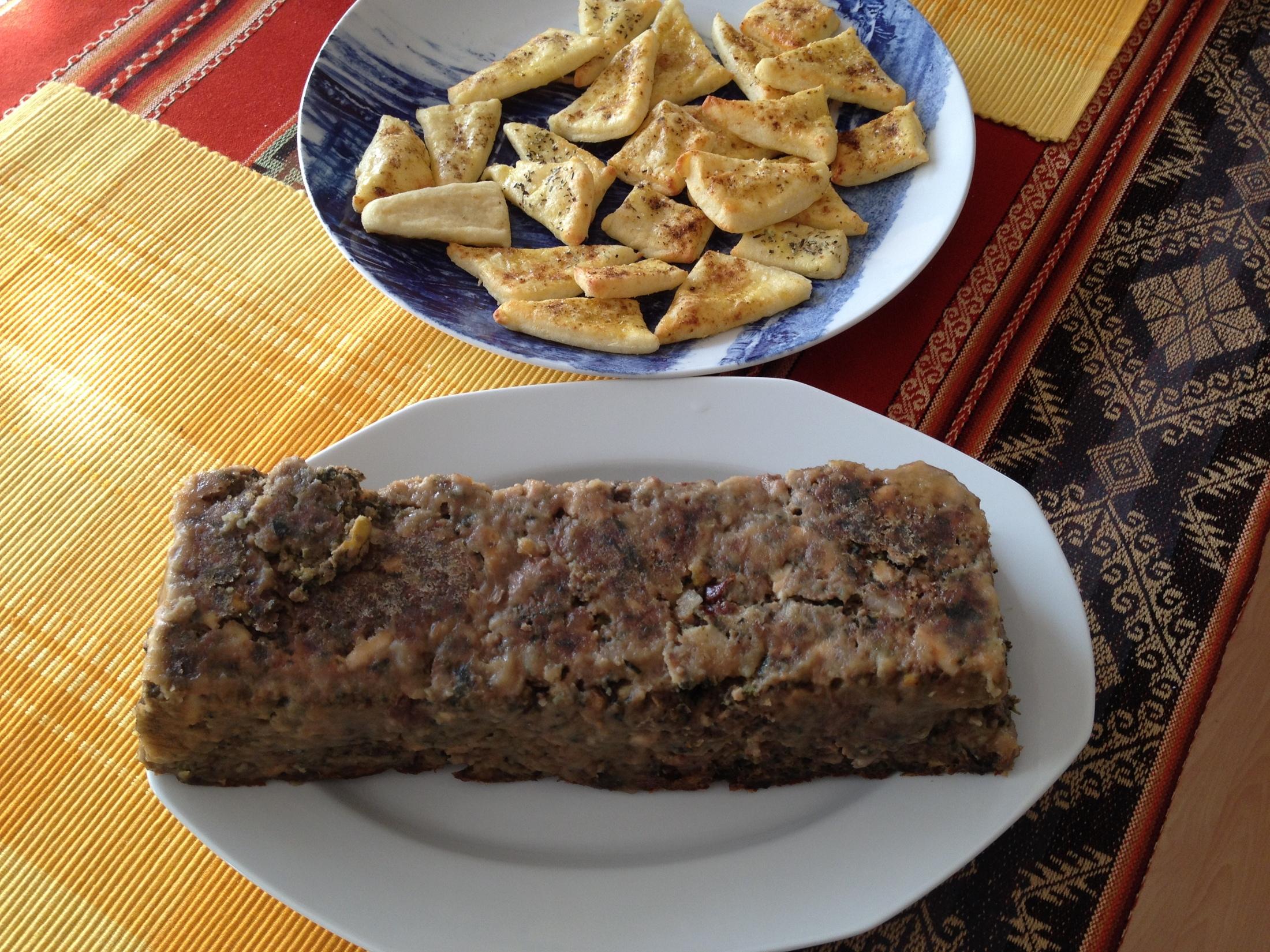 Fotografie receptu: Jarní sekaná