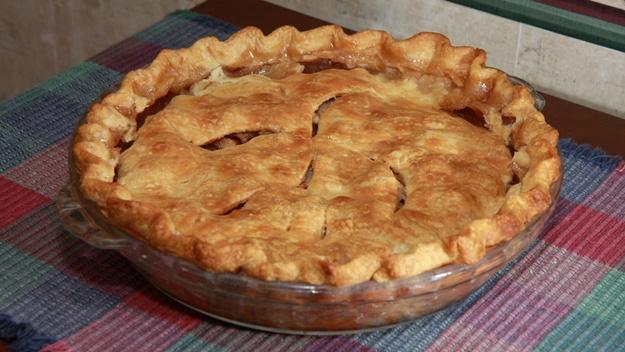 Tradiční americký koláč