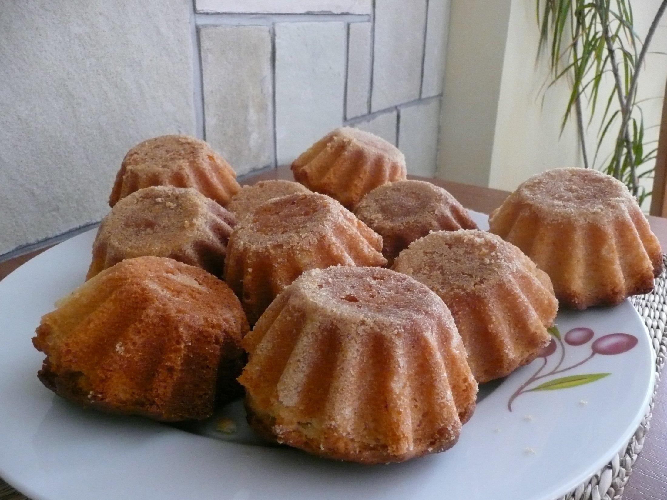 Recept Jogurtové muffiny - Jogurtové muffiny.