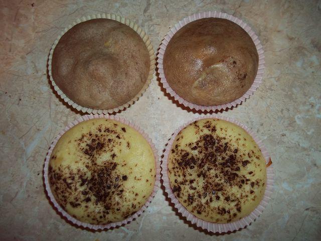 Recept Jogurtové muffiny - Jogurtové muffiny