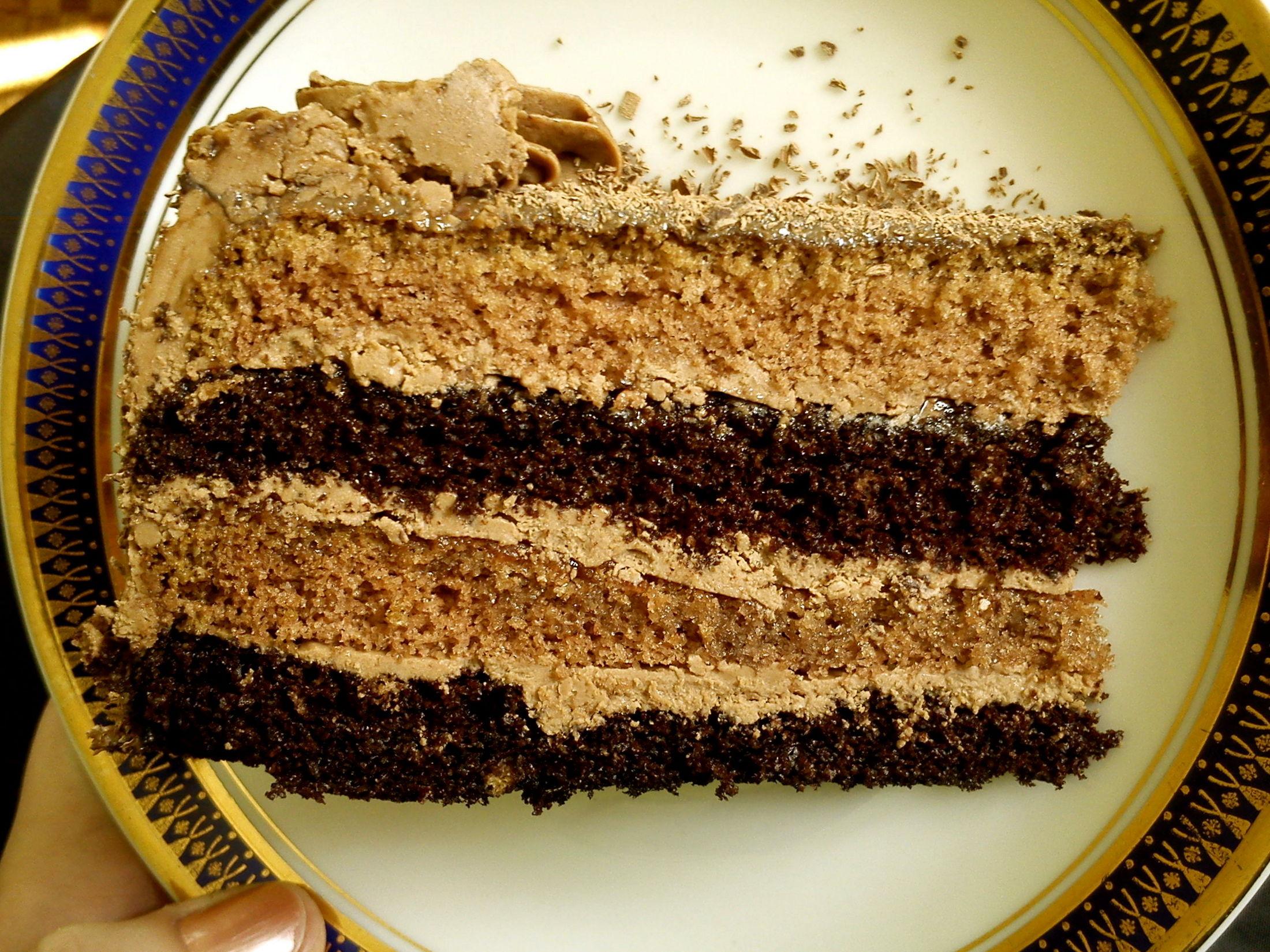 Recept Pařížské dortíčky - Stačí si pohrát trošku s kakaem :)