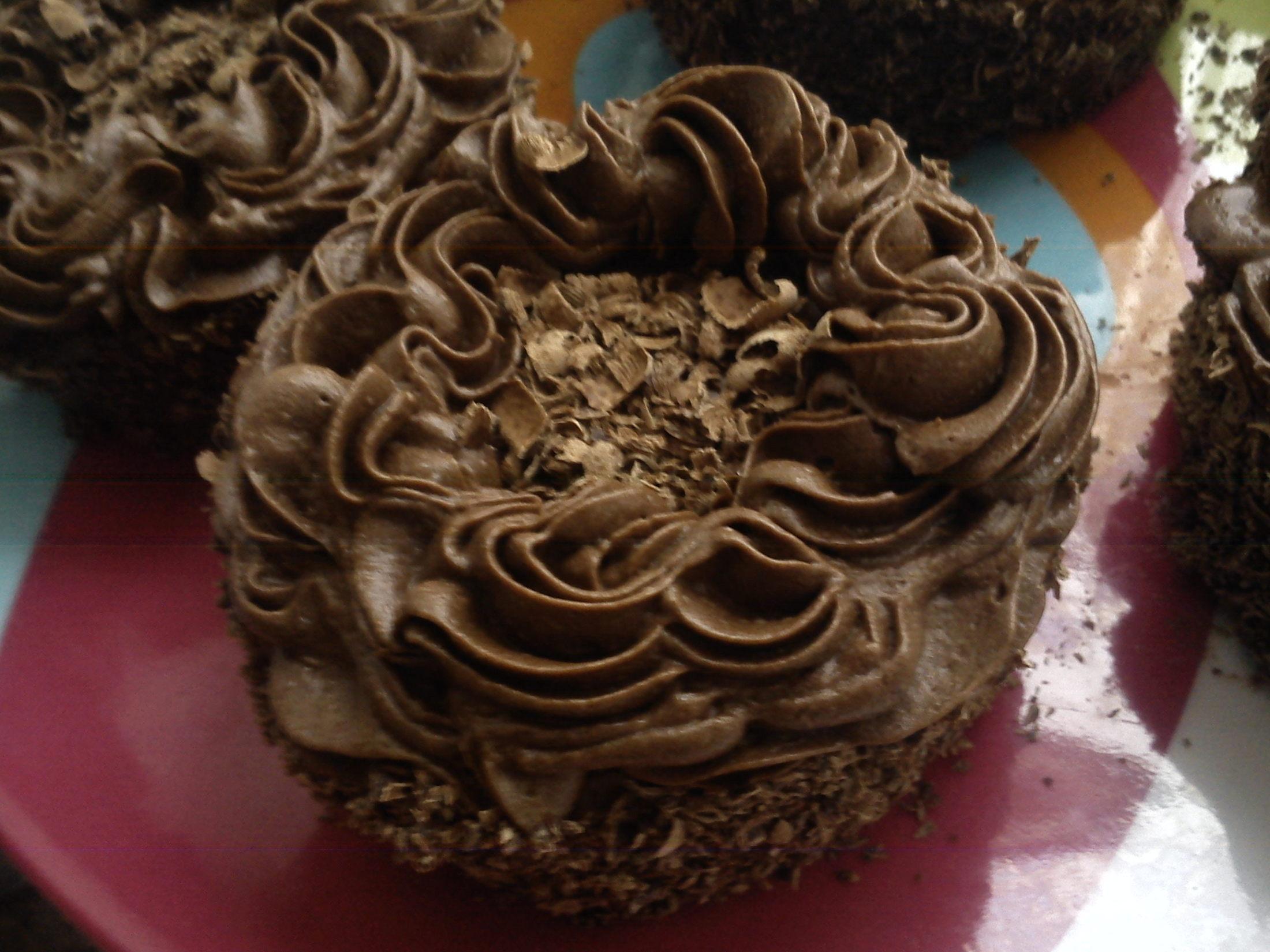 Recept Pařížské dortíčky - Pařížské dortíčky.