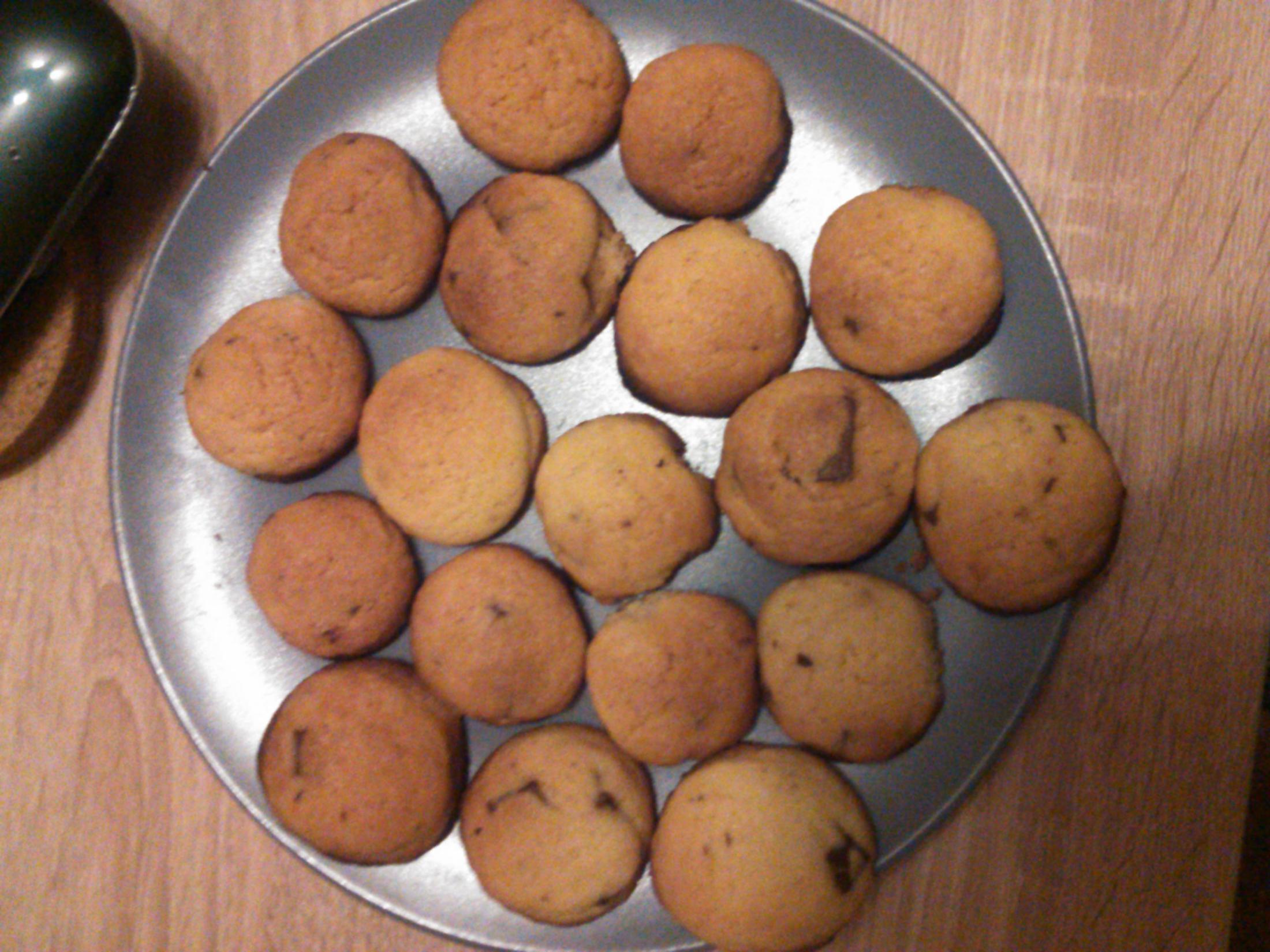Rychlé americké cookies